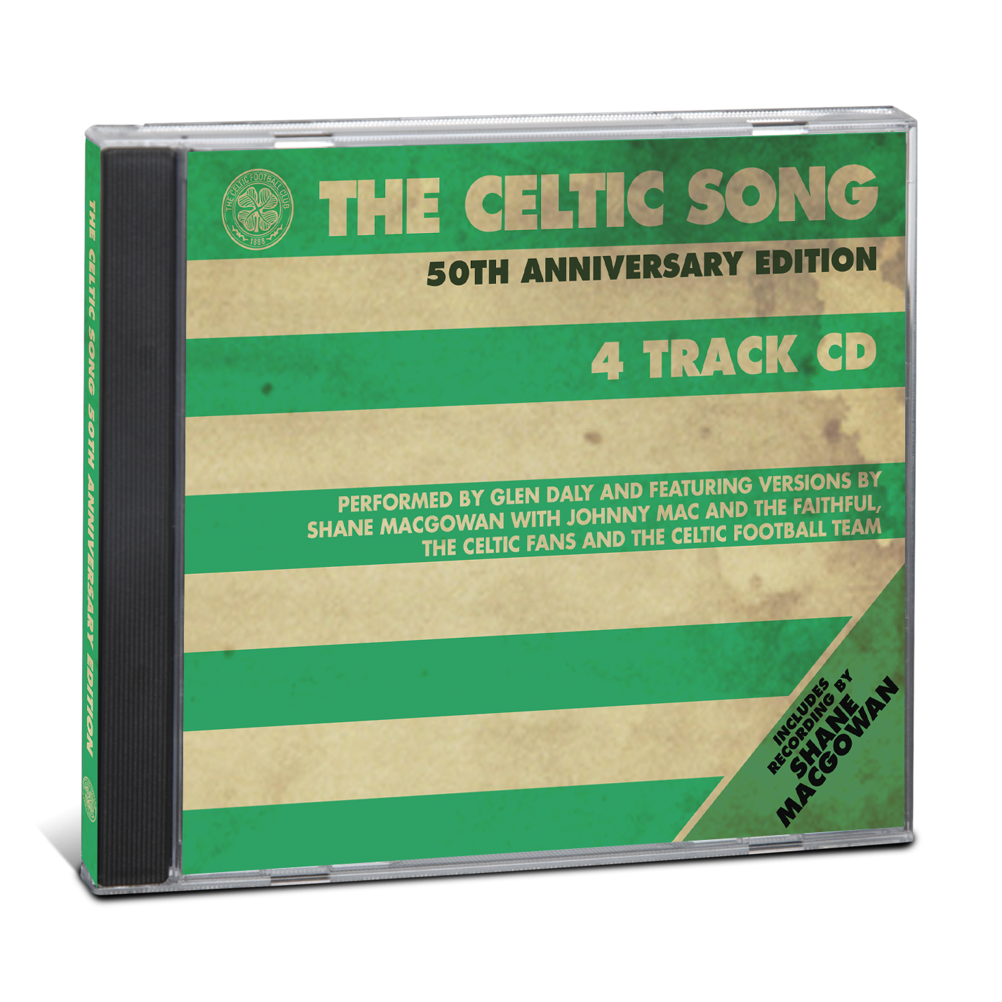 Celtic Song 50th Anniversary CD
