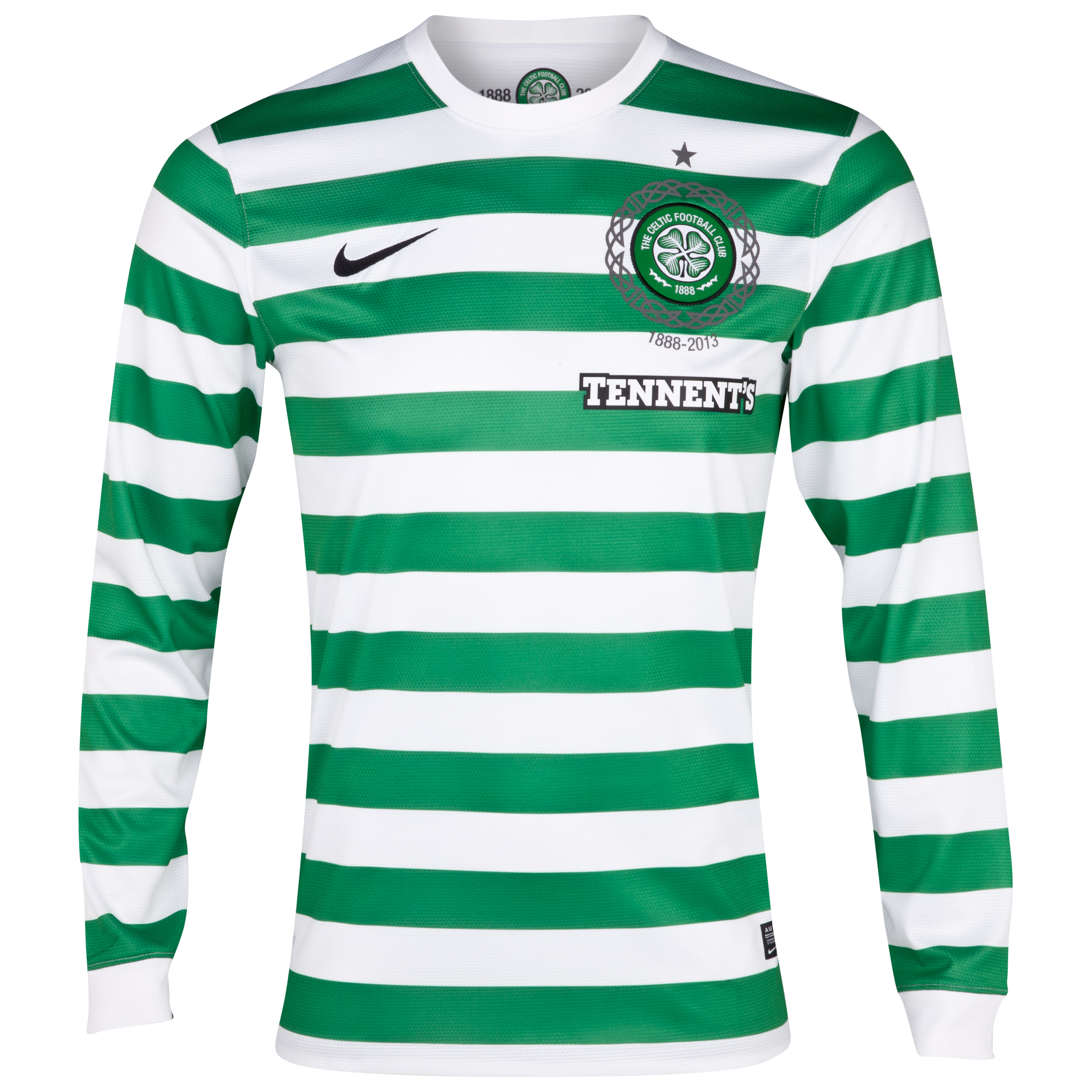 Celtic Home Shirt 2012/13 - Long Sleeved