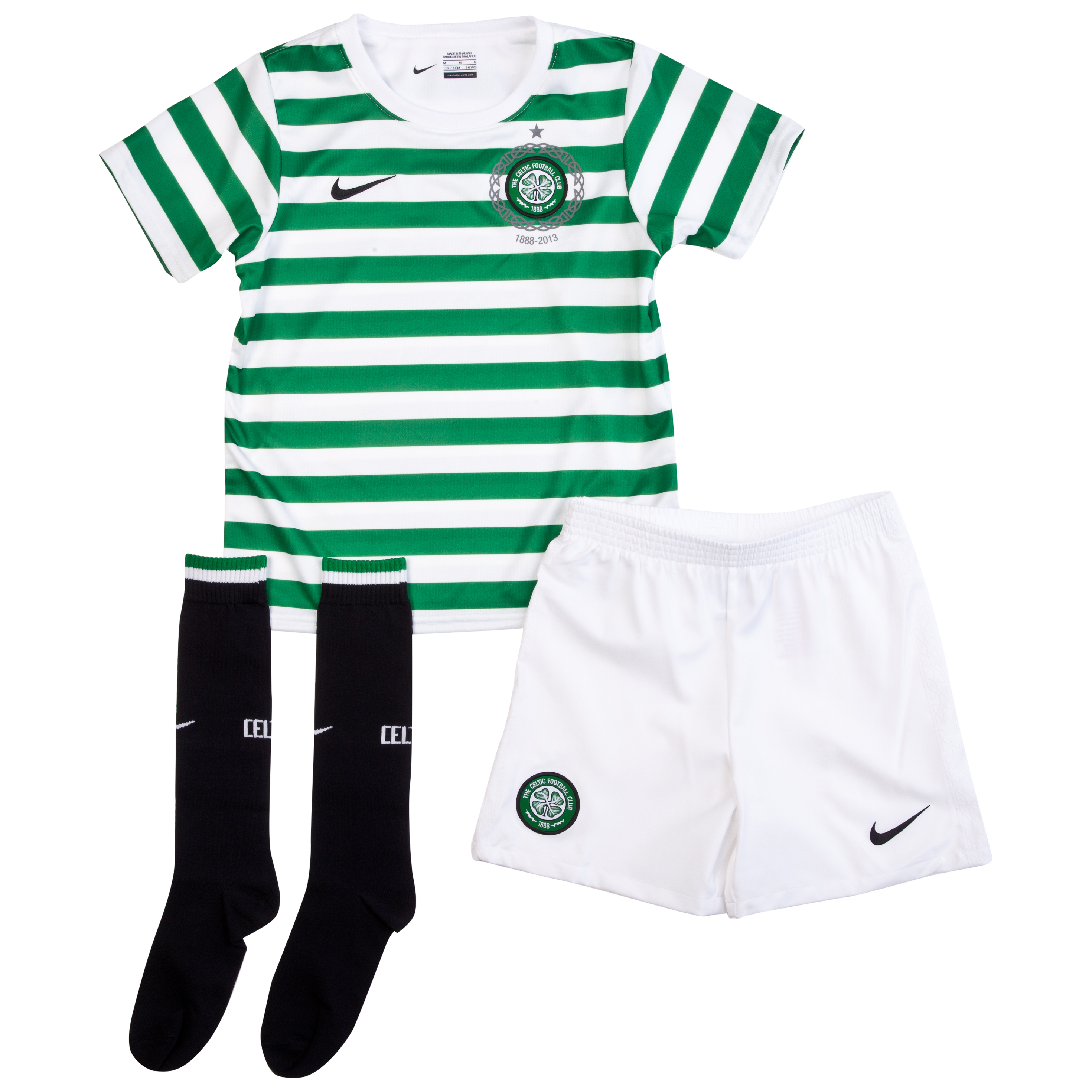 Celtic Home Kit 2012/13 -  Little Boys