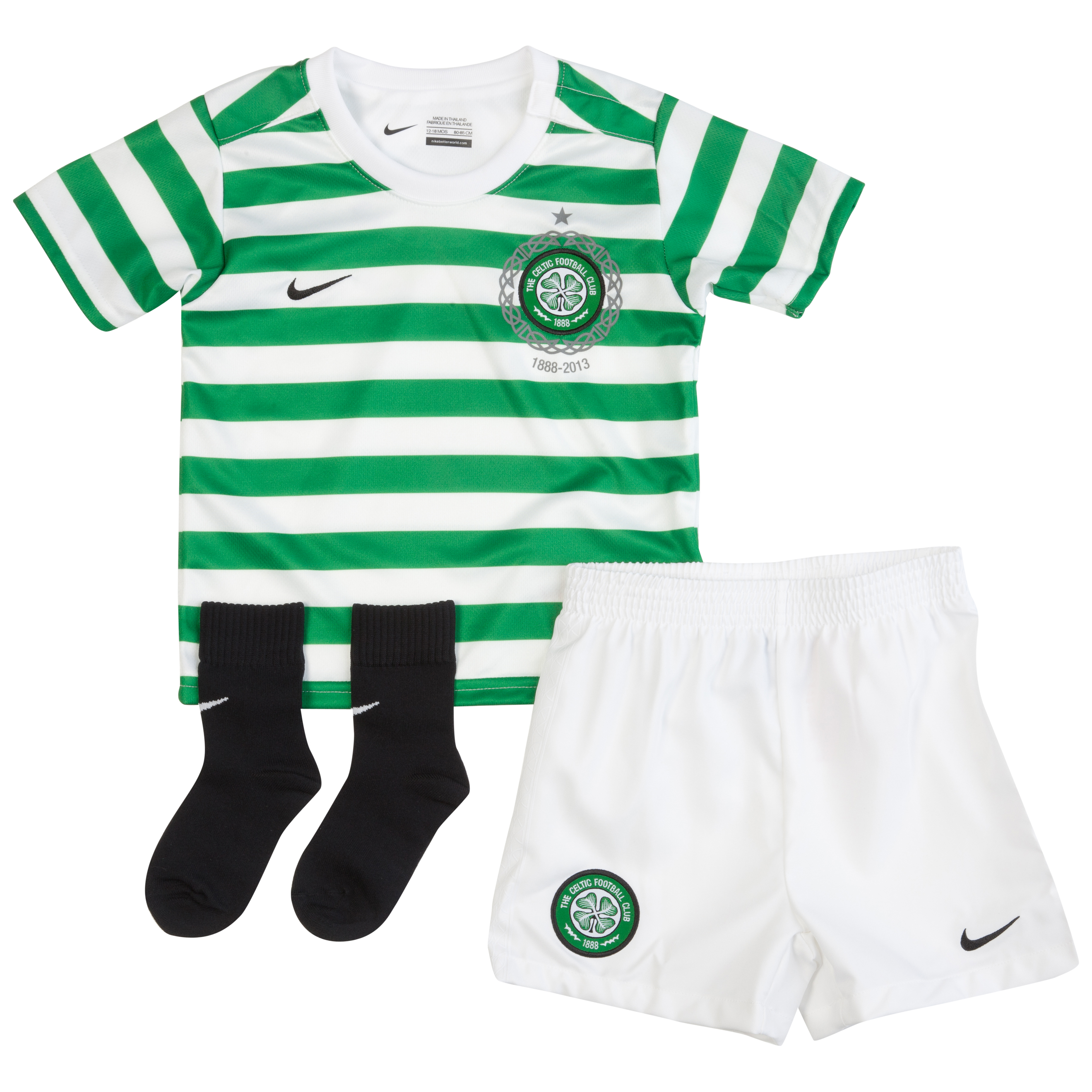 Celtic Home Kit 2012/13 - Infants