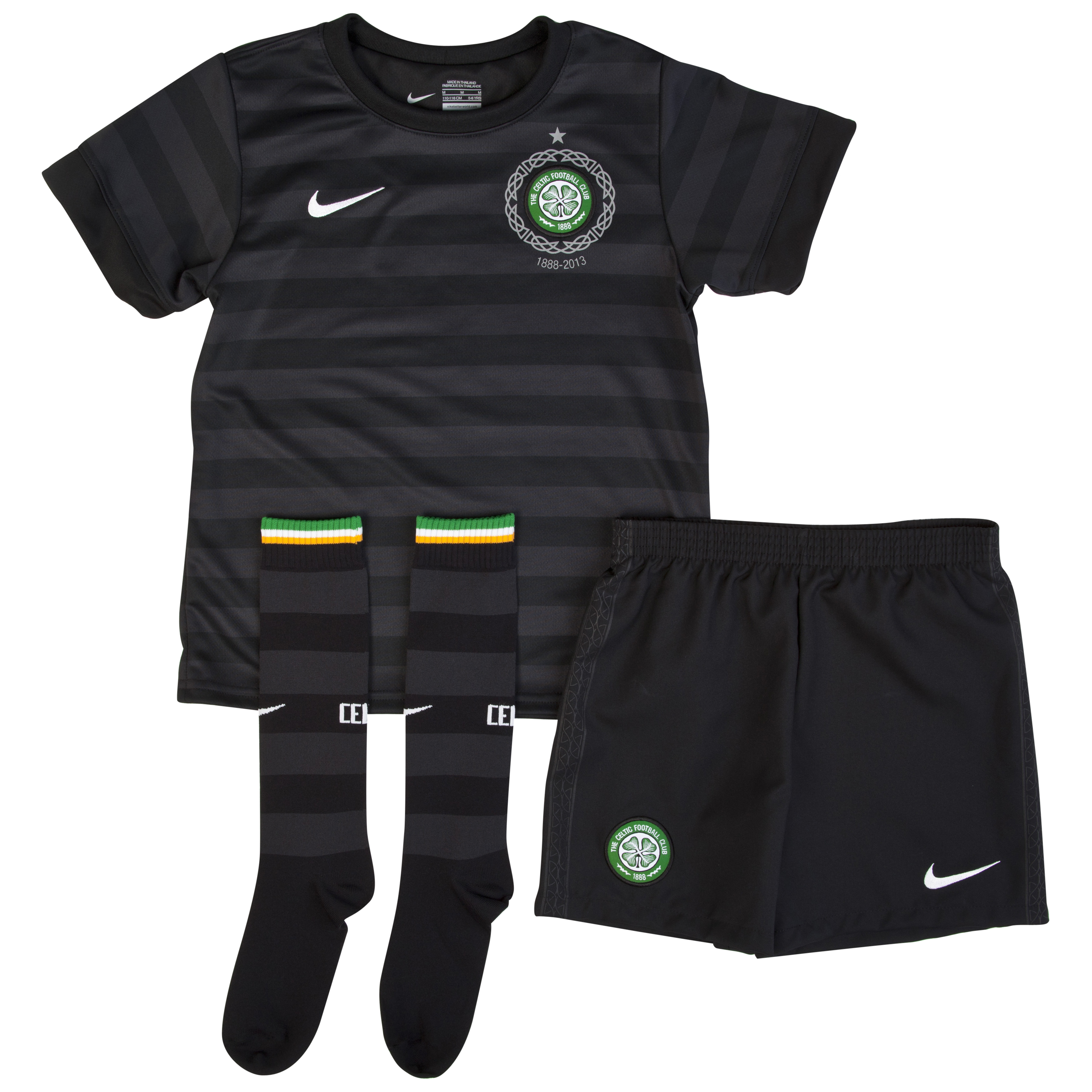 Celtic Away Kit 2012/13 - Little Boys