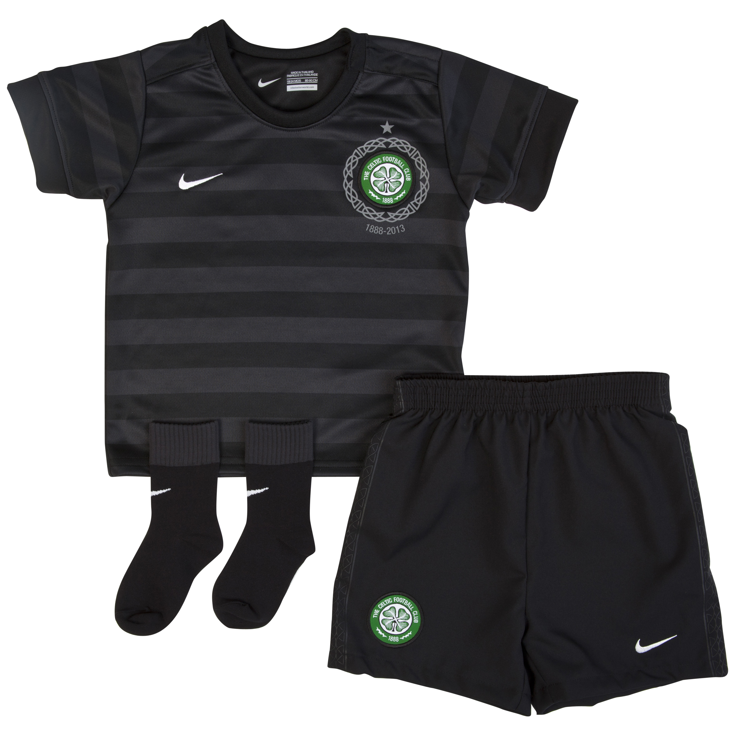Celtic Away Kit  2012/13 - Infant