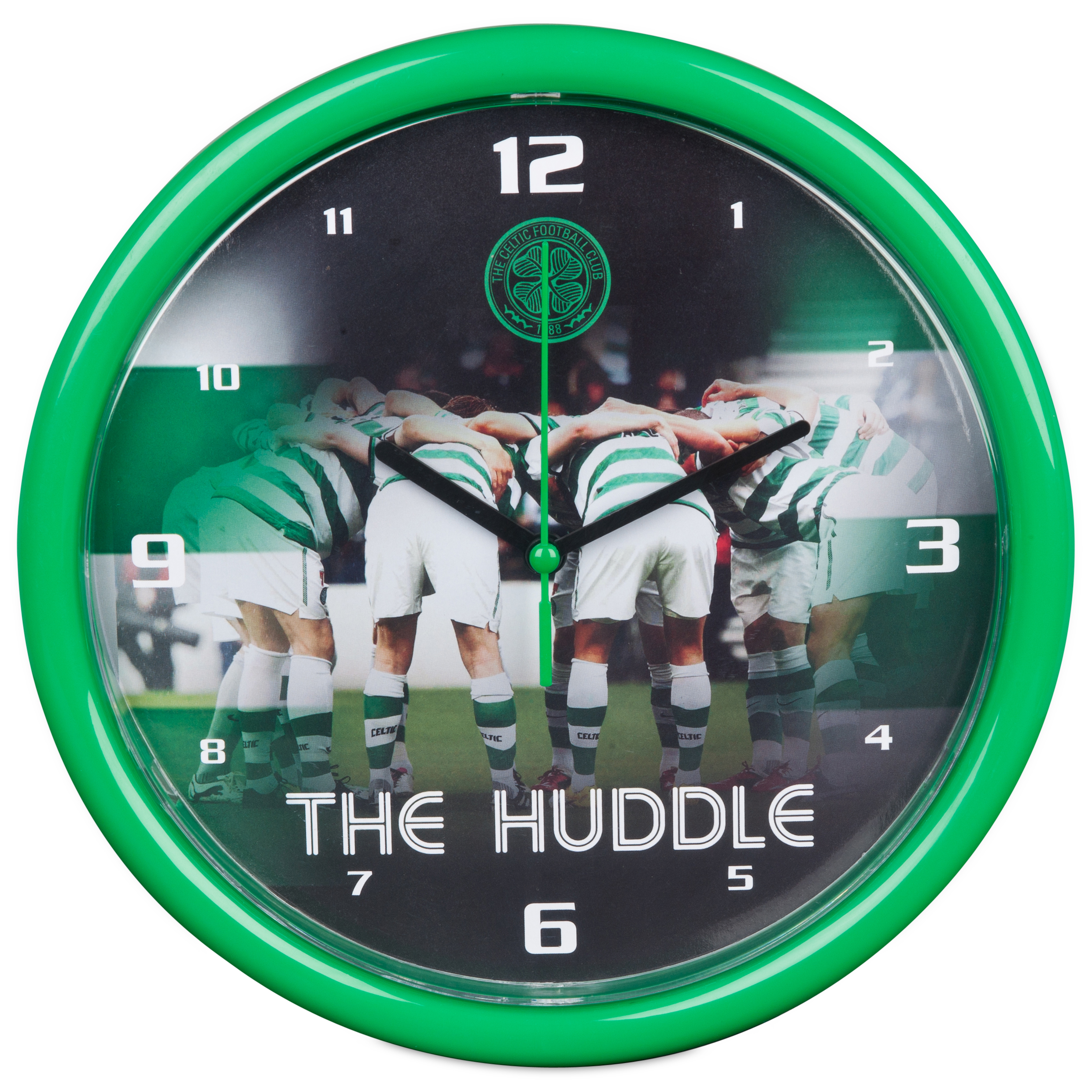 Celtic Huddle Wall Clock