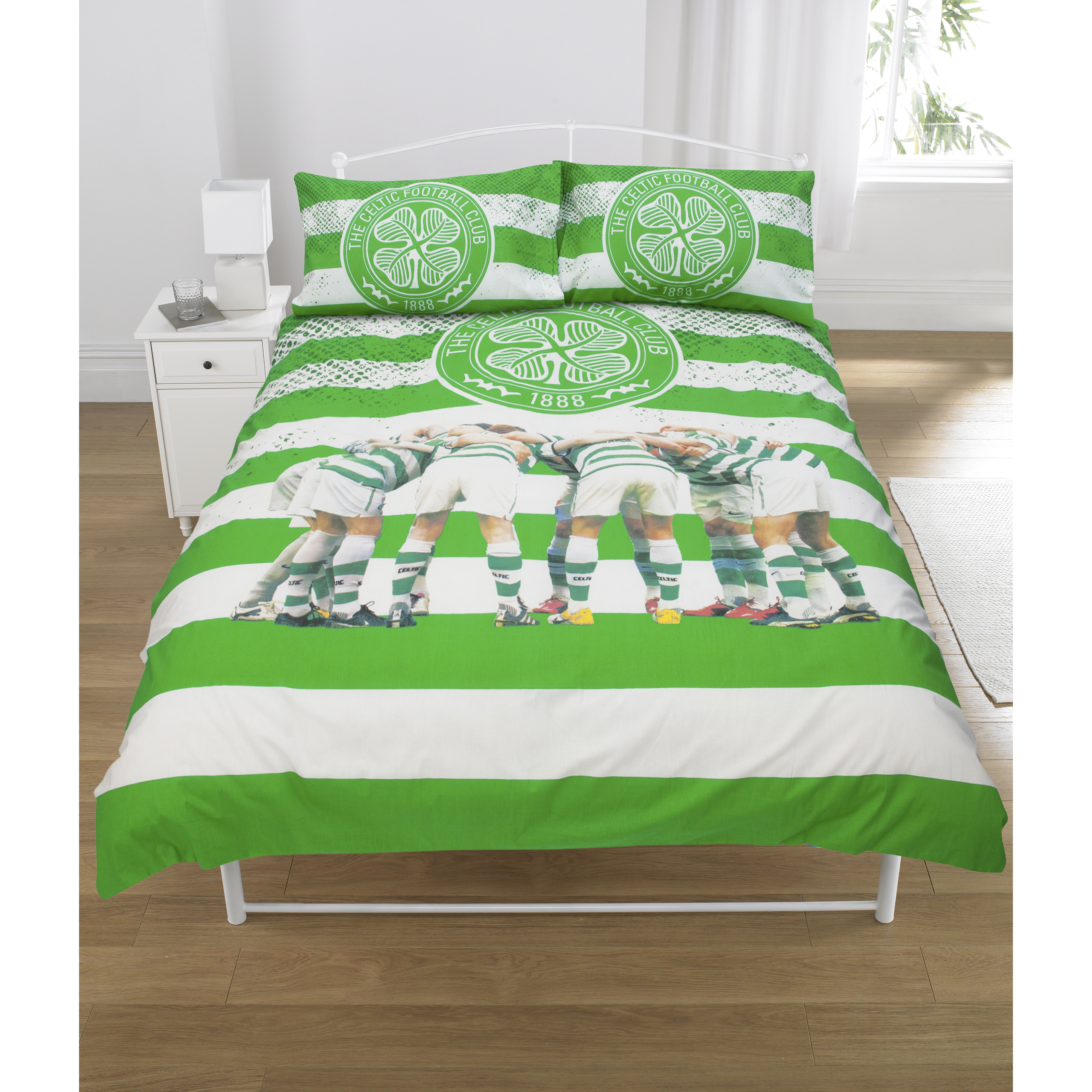 Celtic Huddle Duvet - Double