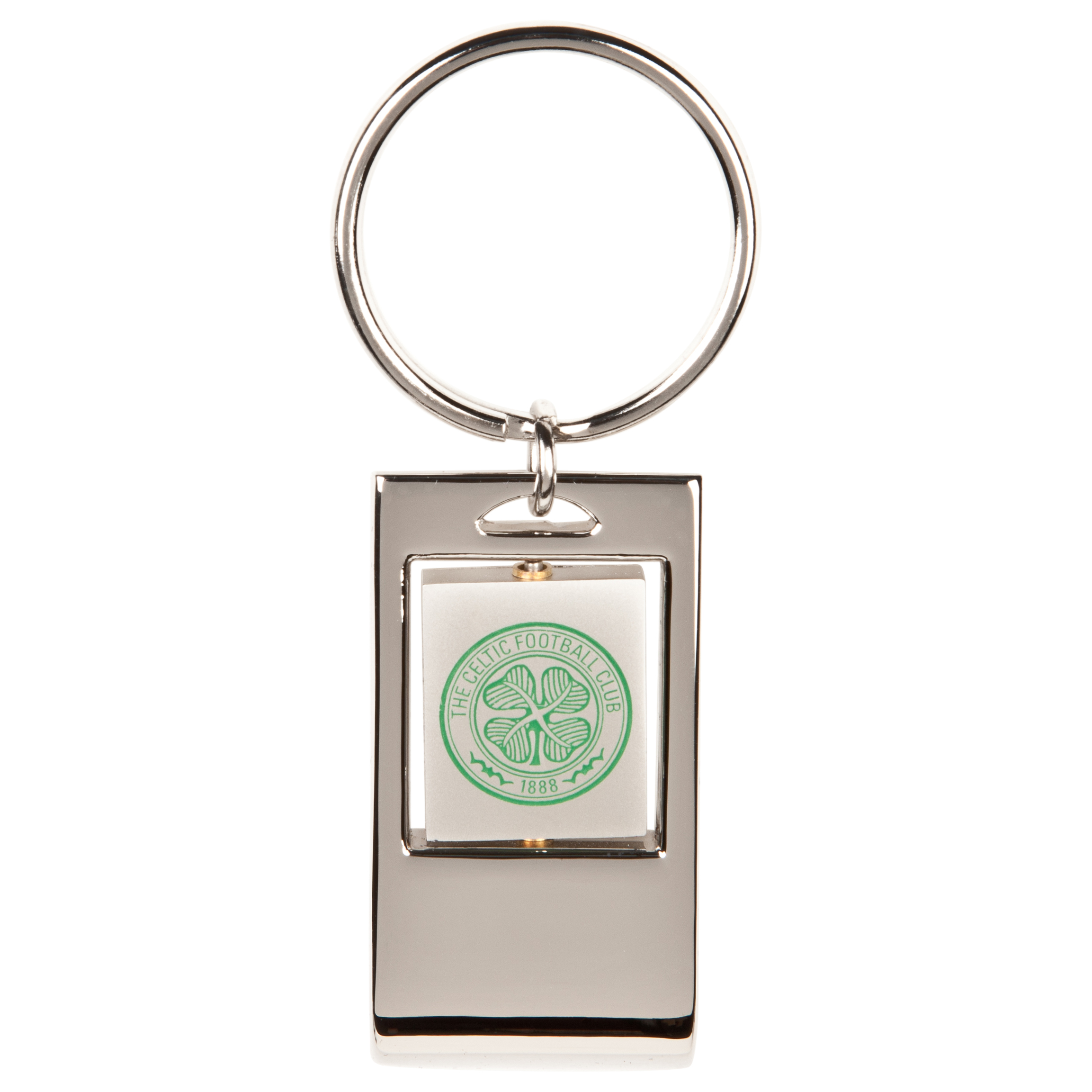 Celtic Bottle Opener - Spinner Keyring