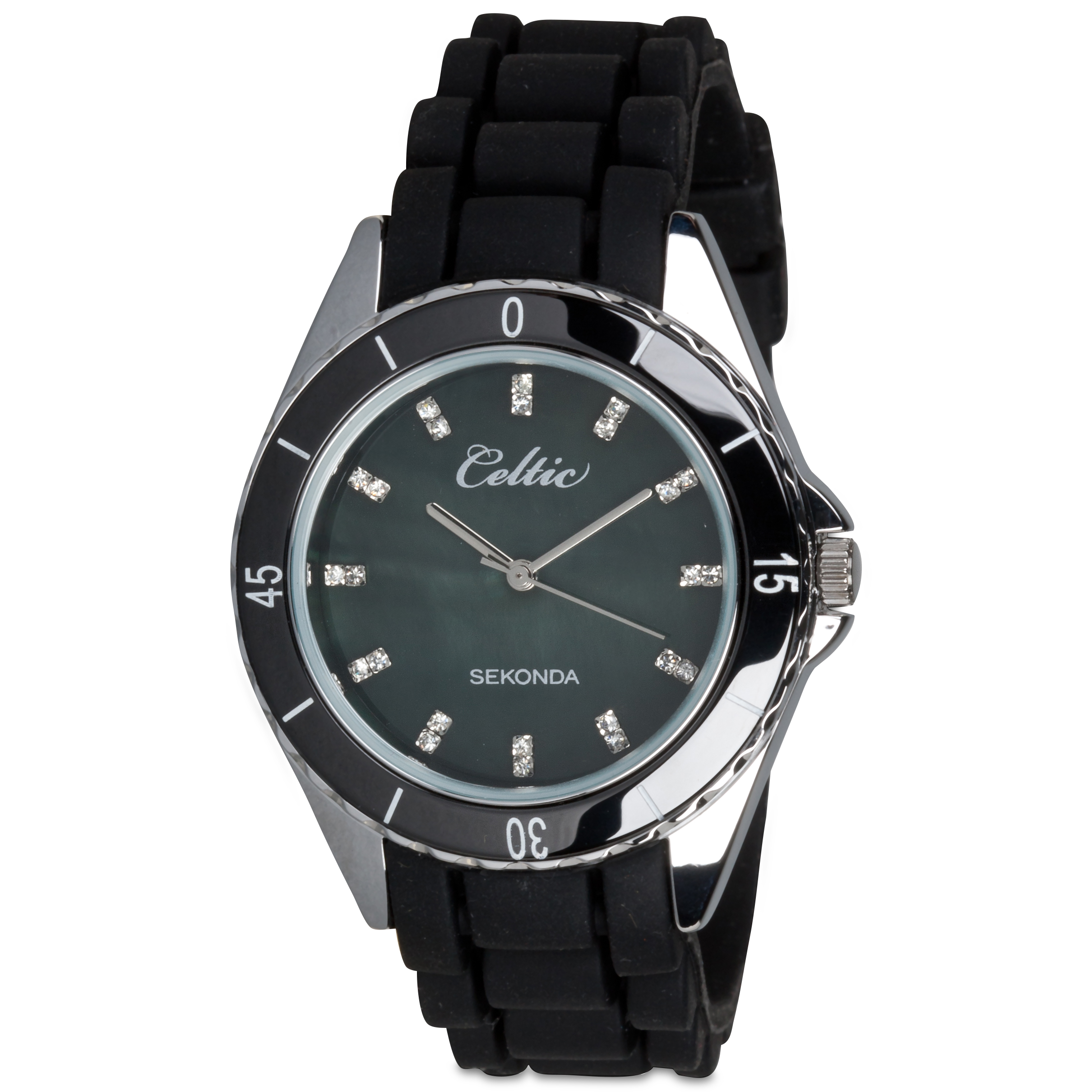 Celtic Diamante Watch - Ladies