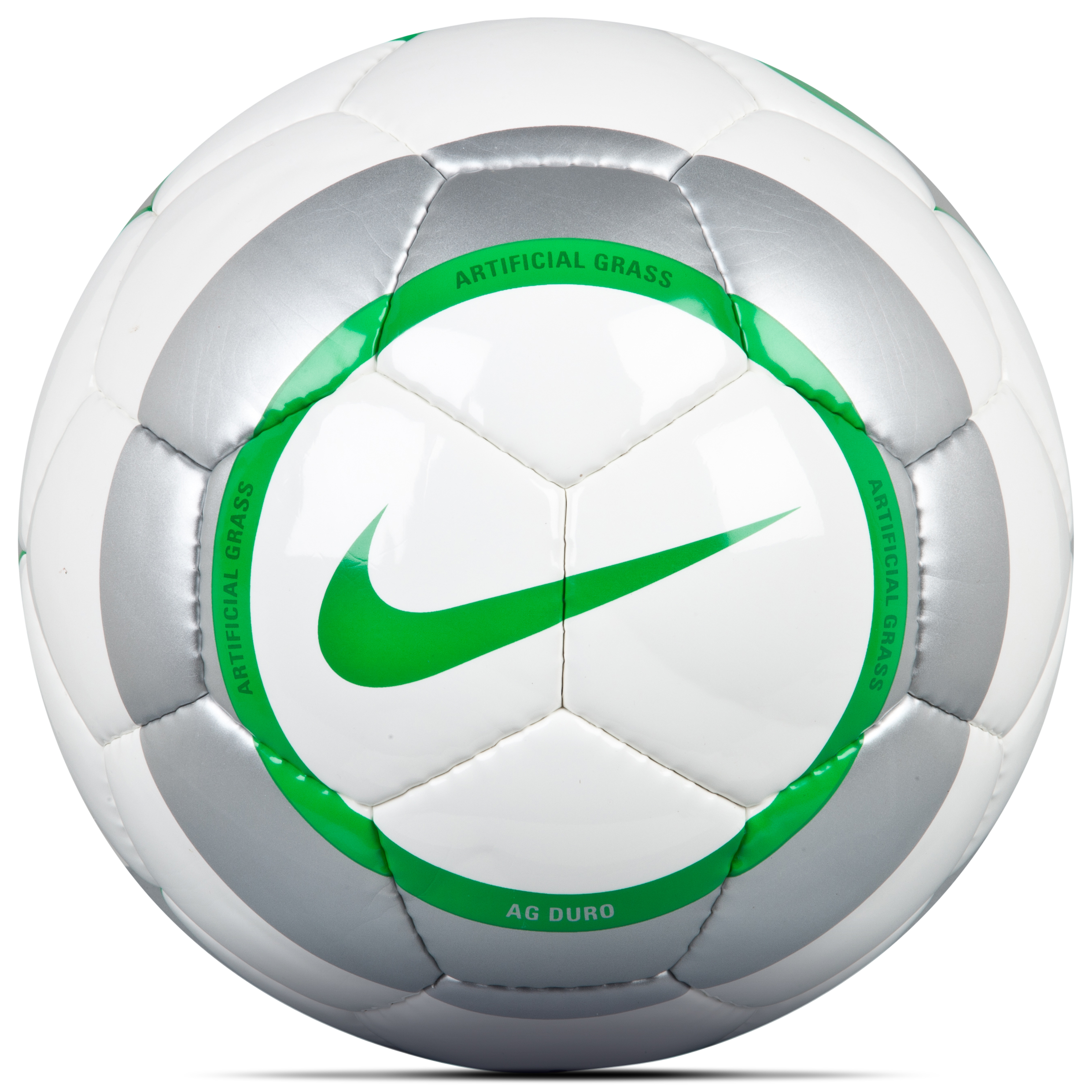 Celtic T90 AG Duro Football - White/Silve/Green