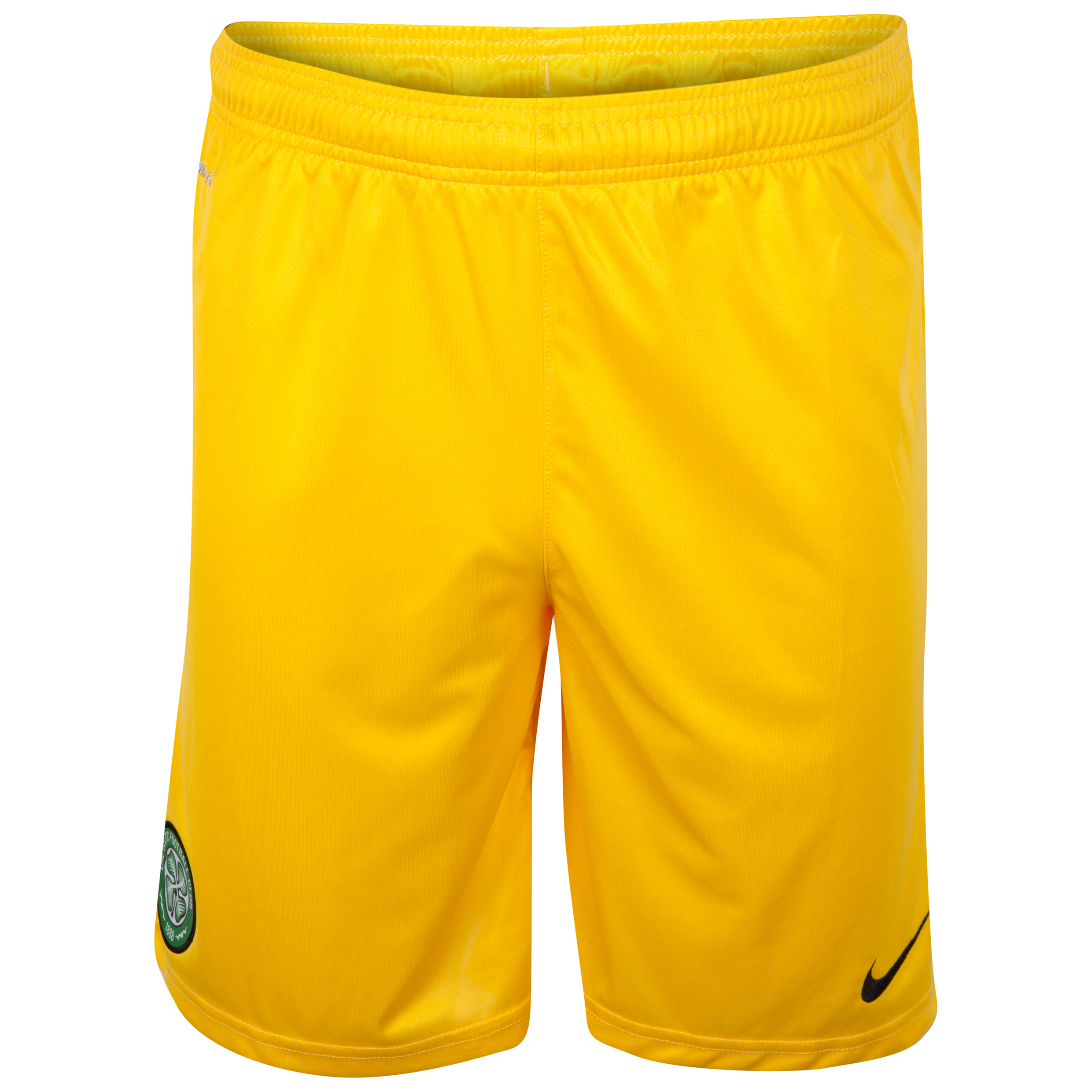 Celtic Away Goalkeeper Shorts 2012/13 - Youths