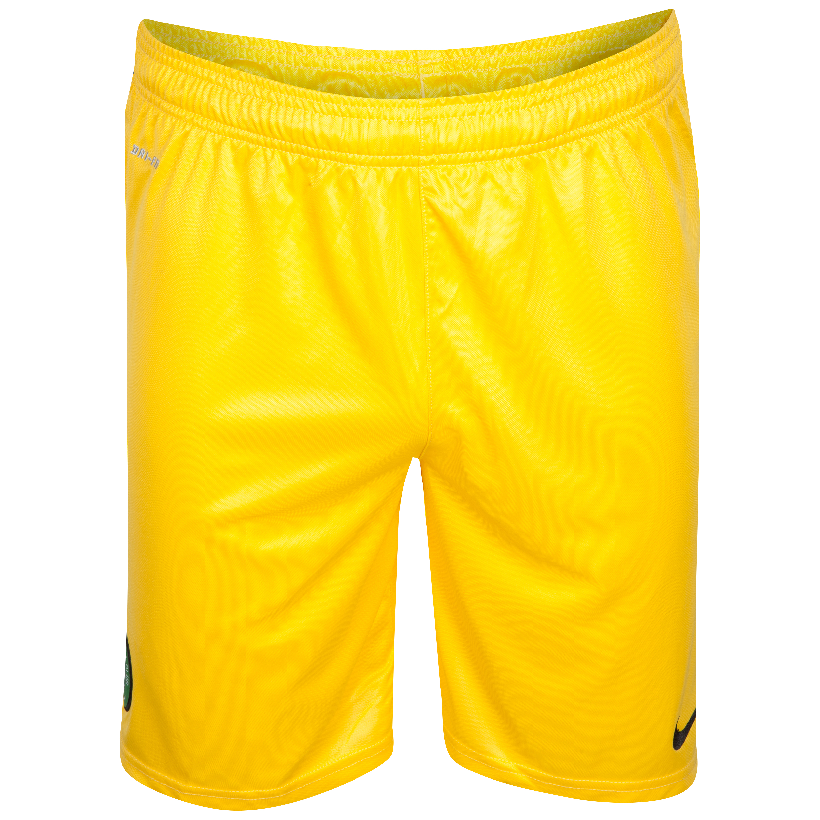 Celtic Away Goalkeeper Shorts 2012/13 - Kids
