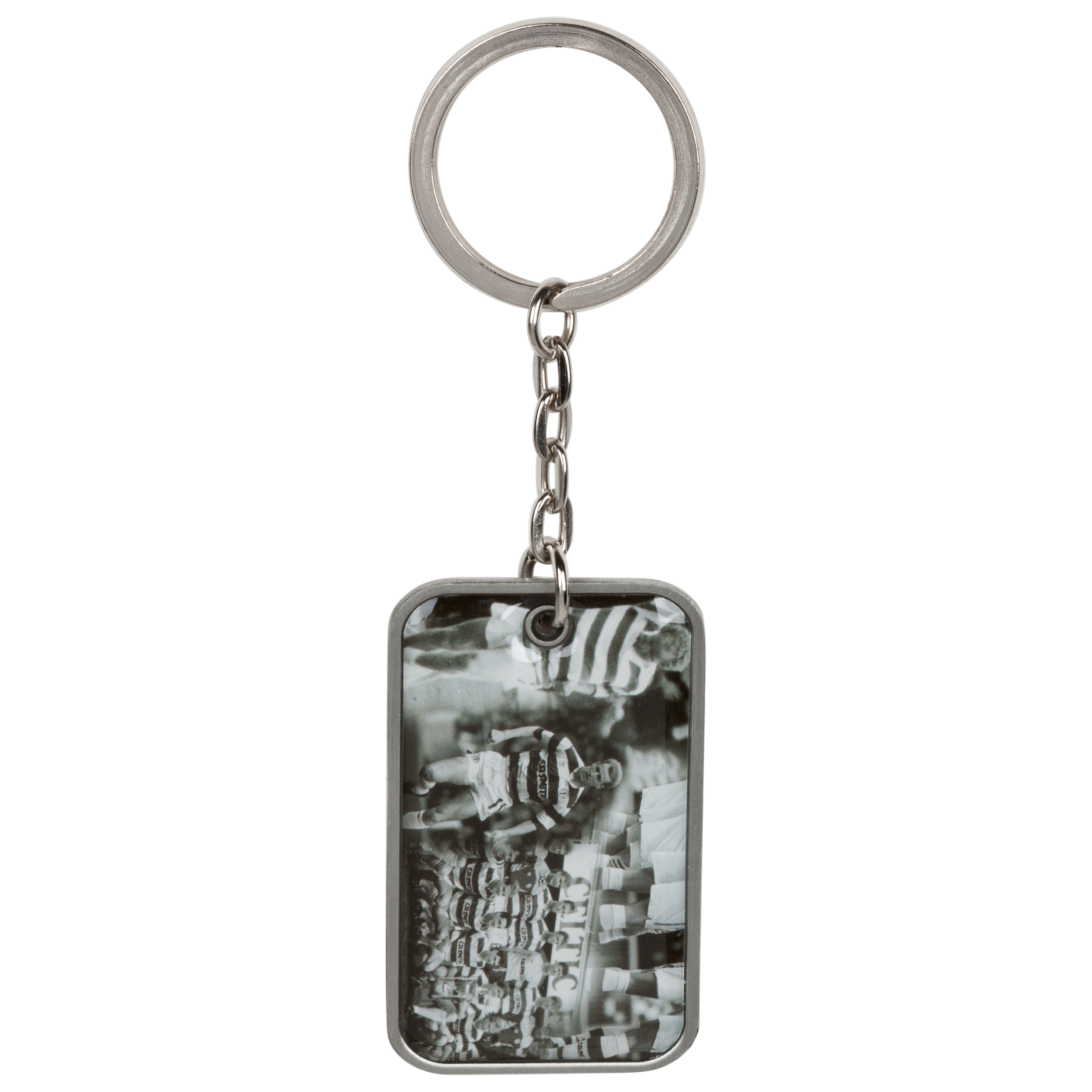 Celtic 125th Retro Keyring