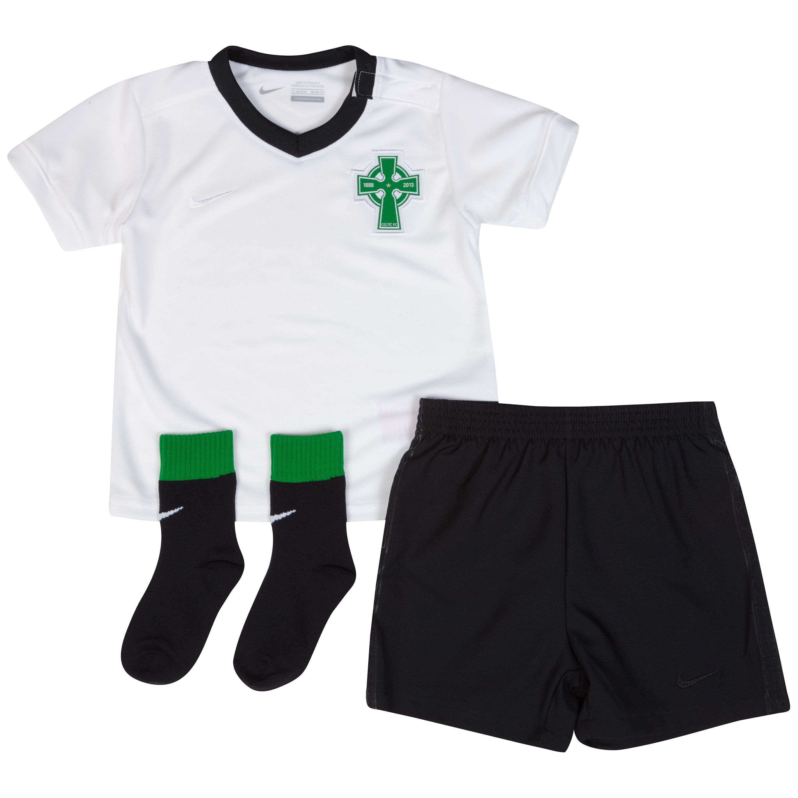 Celtic 125th Anniversary Kit 2012/13 - Infants