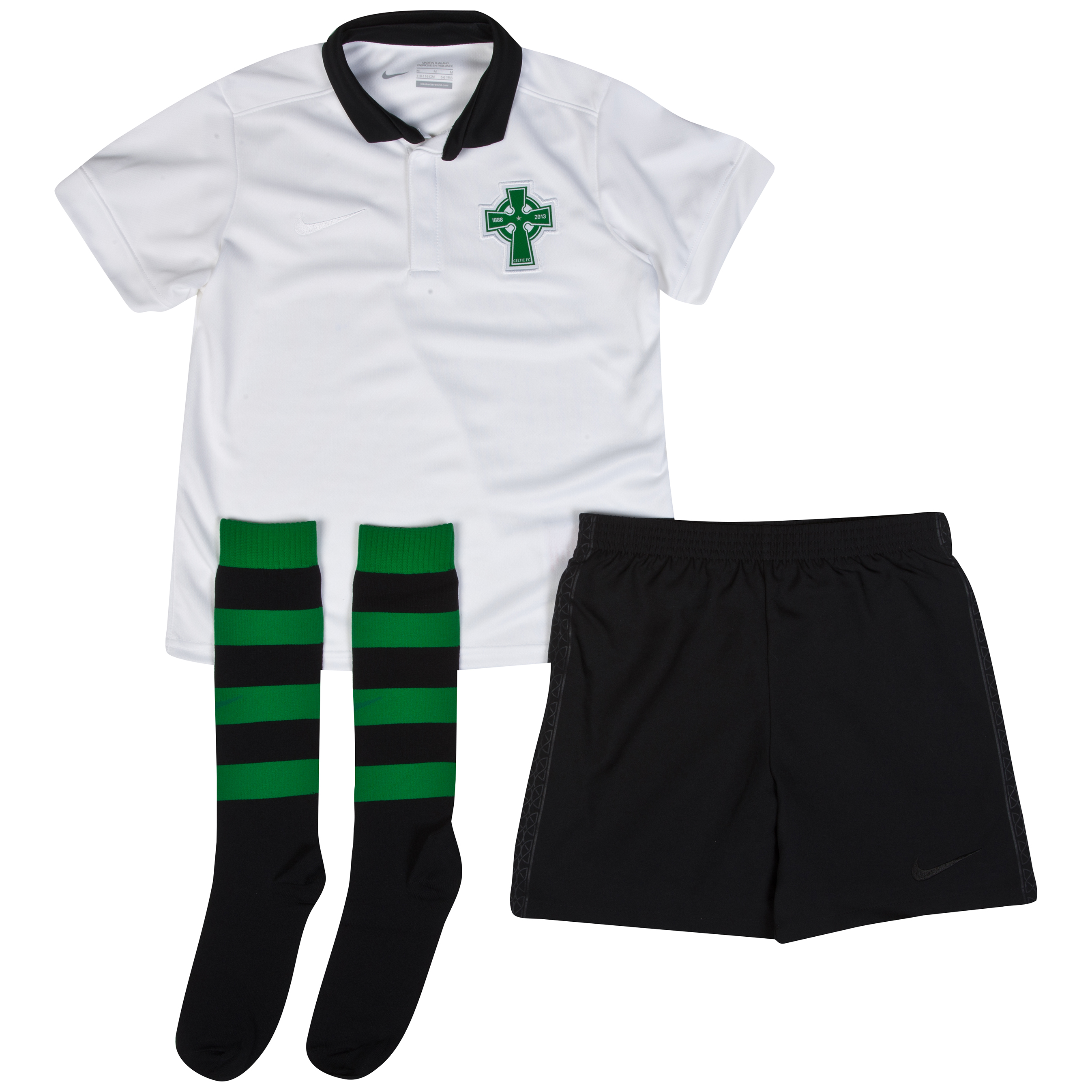 Celtic 125th Anniversary Kit 2012/13 Little Boys