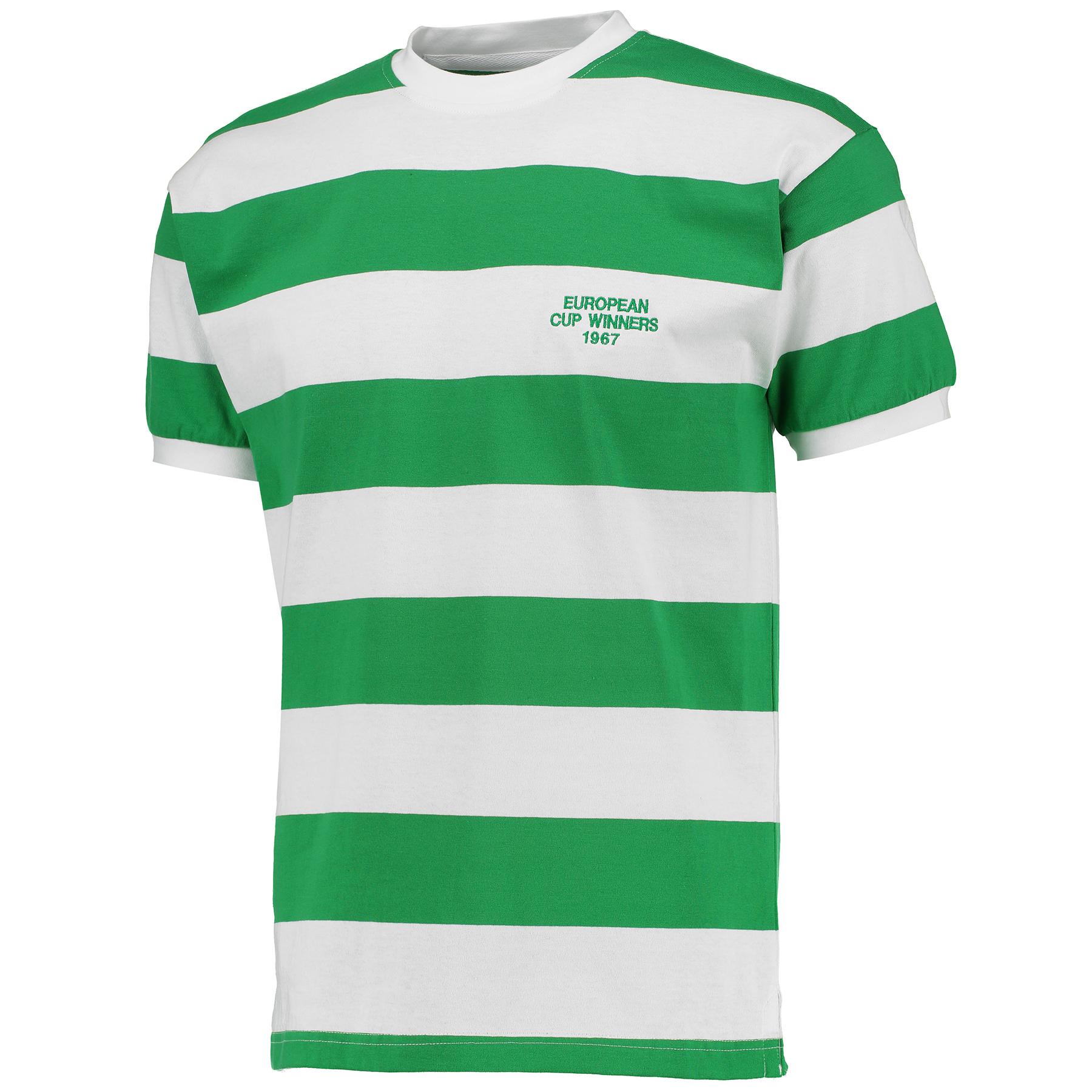 Celtic 1967 European Cup Winners shirt