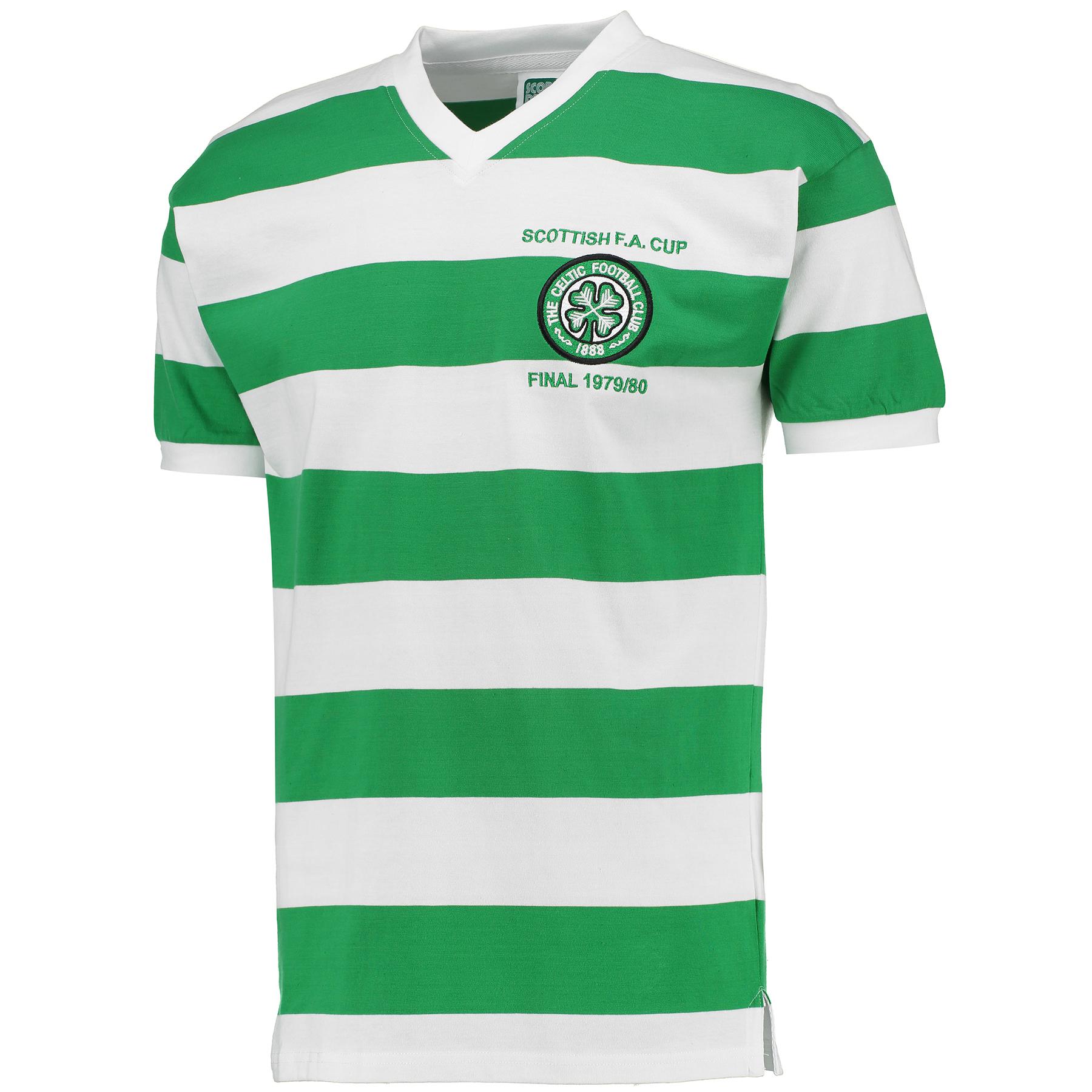 Celtic 1980 Scottish Cup Final shirt
