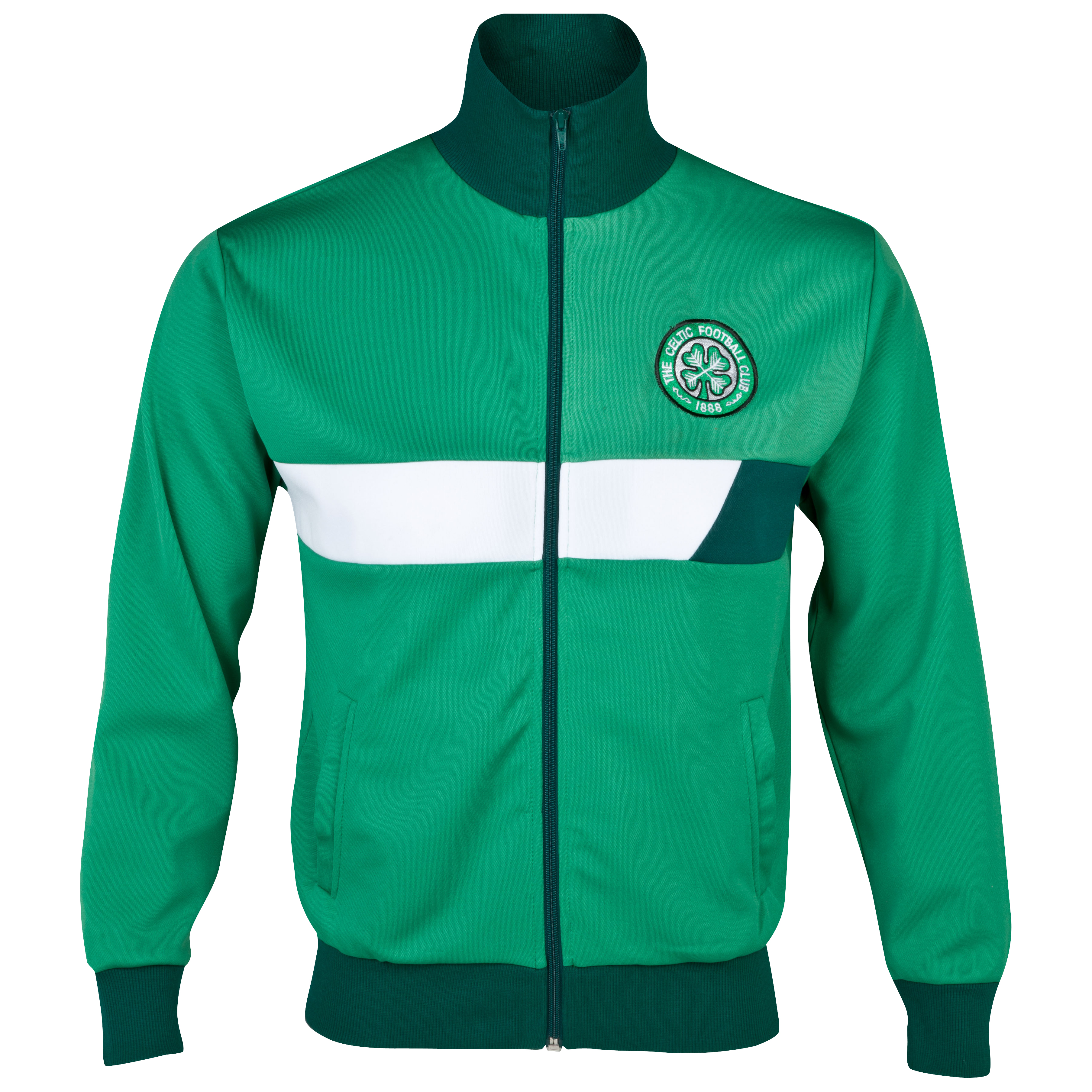 Celtic 1986 Track Jacket