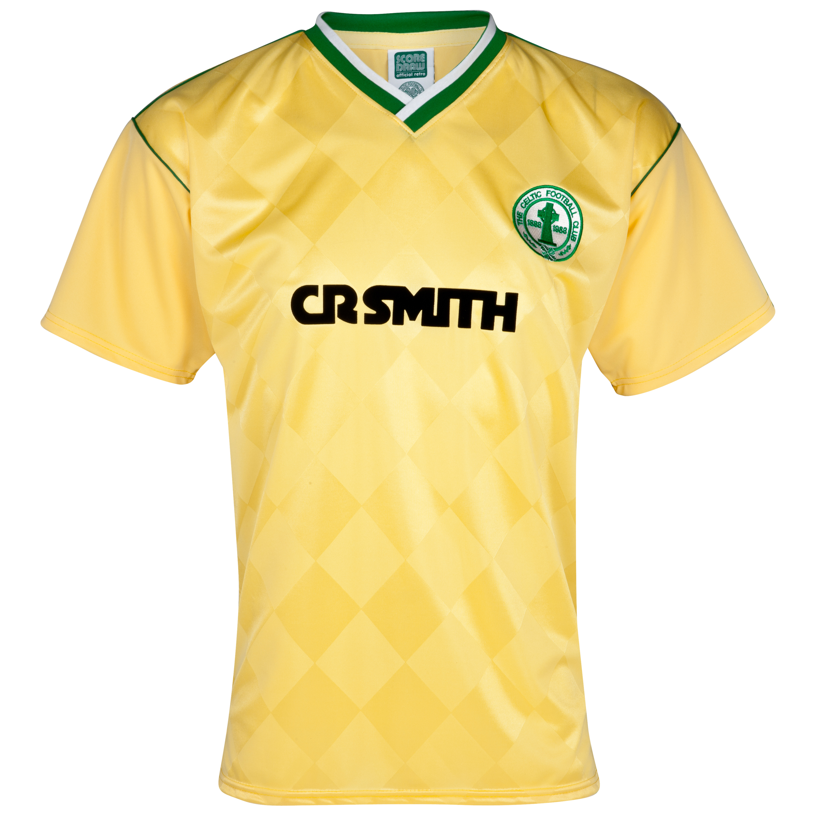 Celtic Retro Away Shirt
