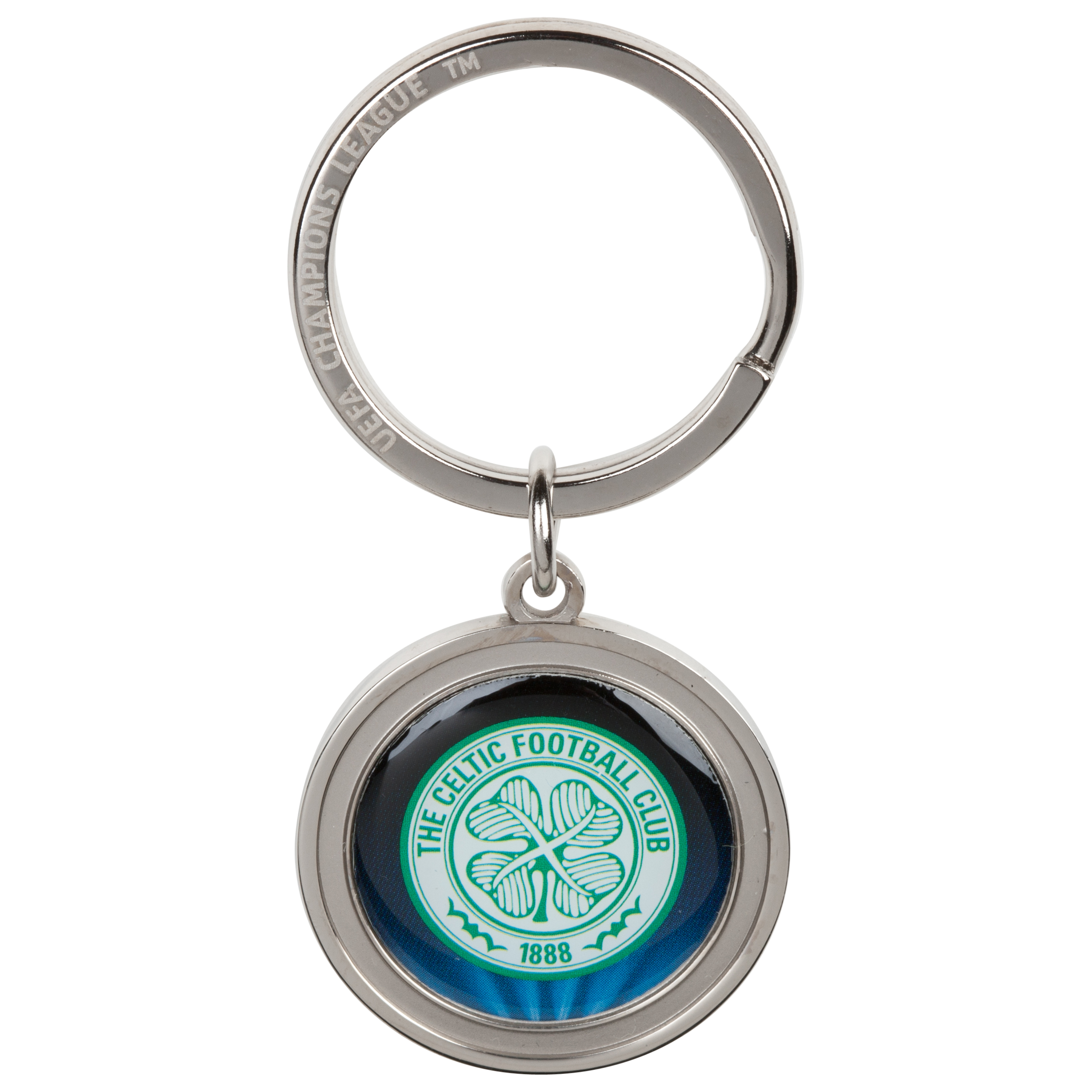 Celtic UEFA Champions League Keyring