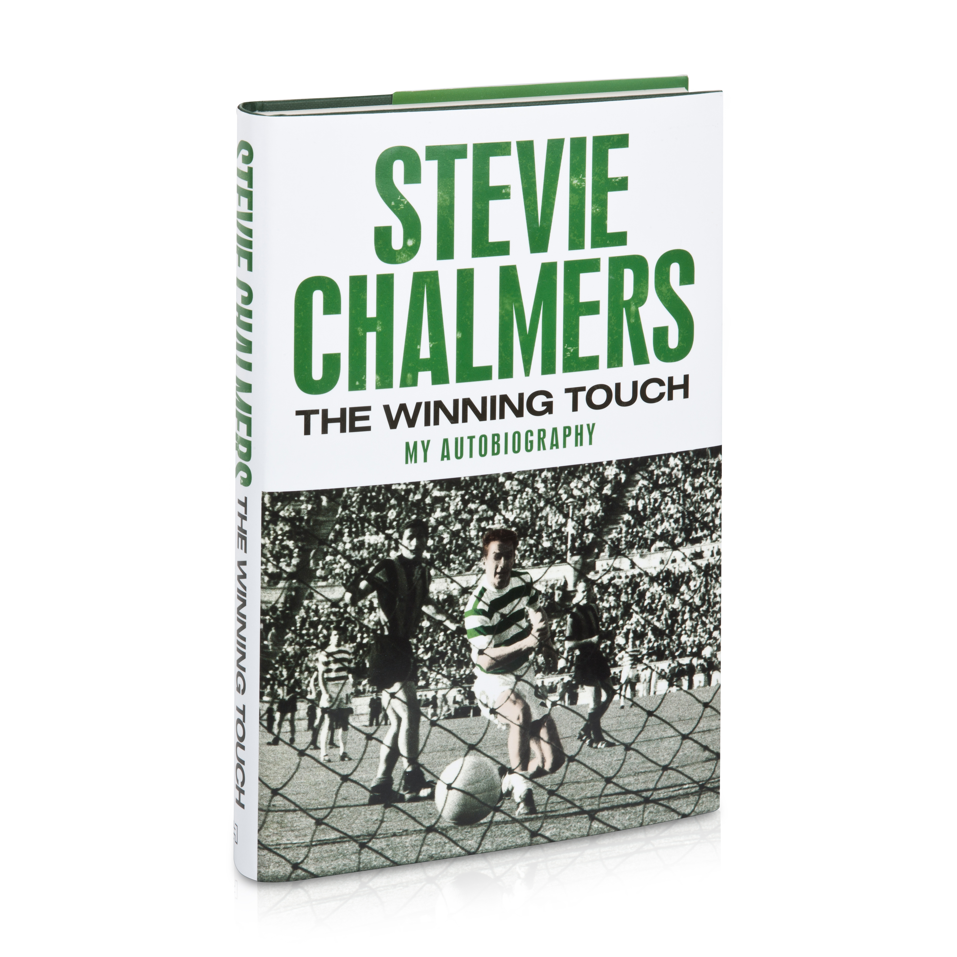 Celtic Stevie Chalmers The Winning Touch Book