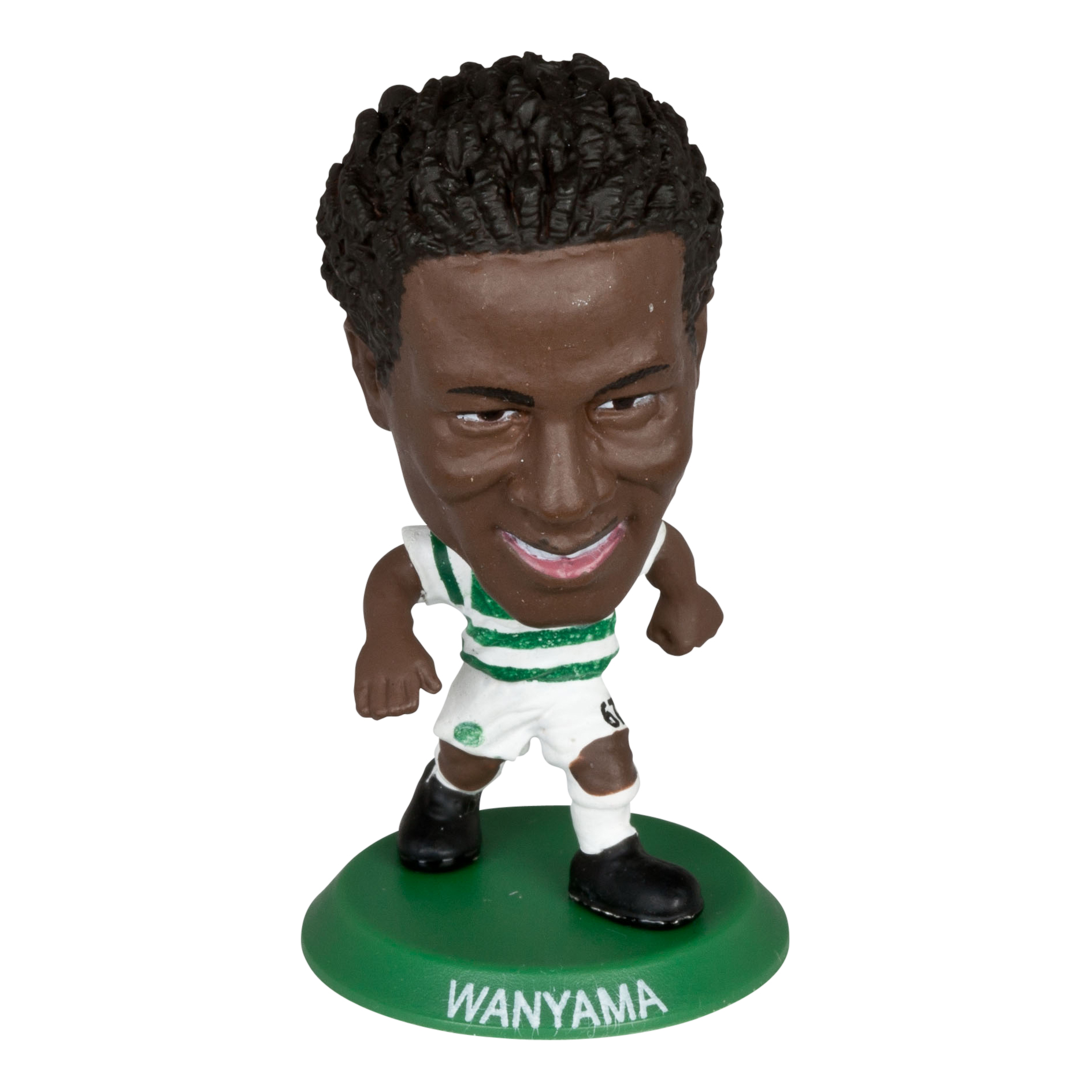 Celtic Wanyama Home Kit 2012/13 Soccer Starz