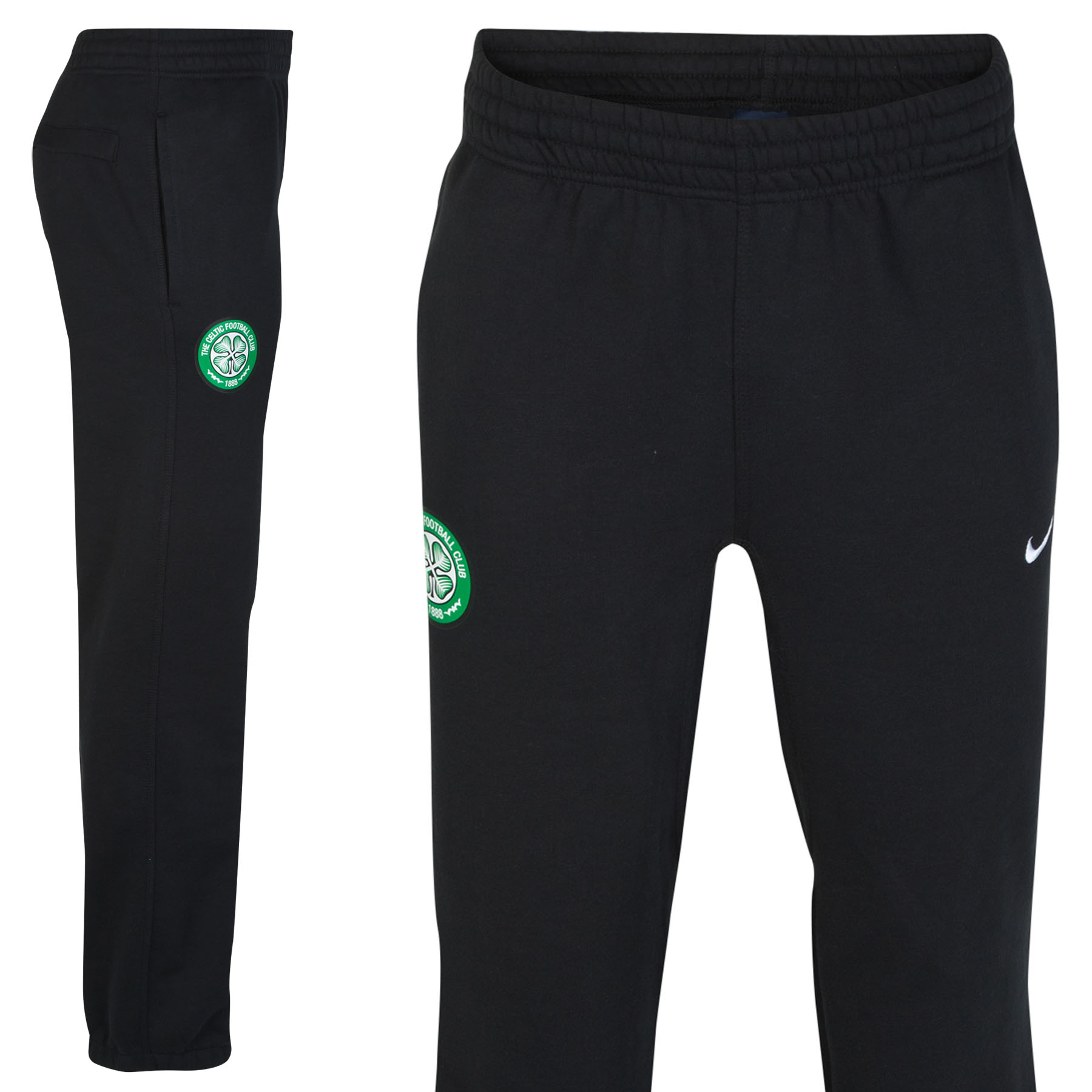 Celtic Cuff Pant Black