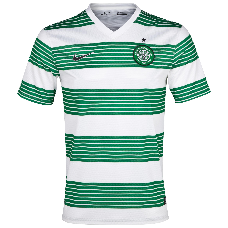 Celtic Home Shirt 2013/15- Unsponsored