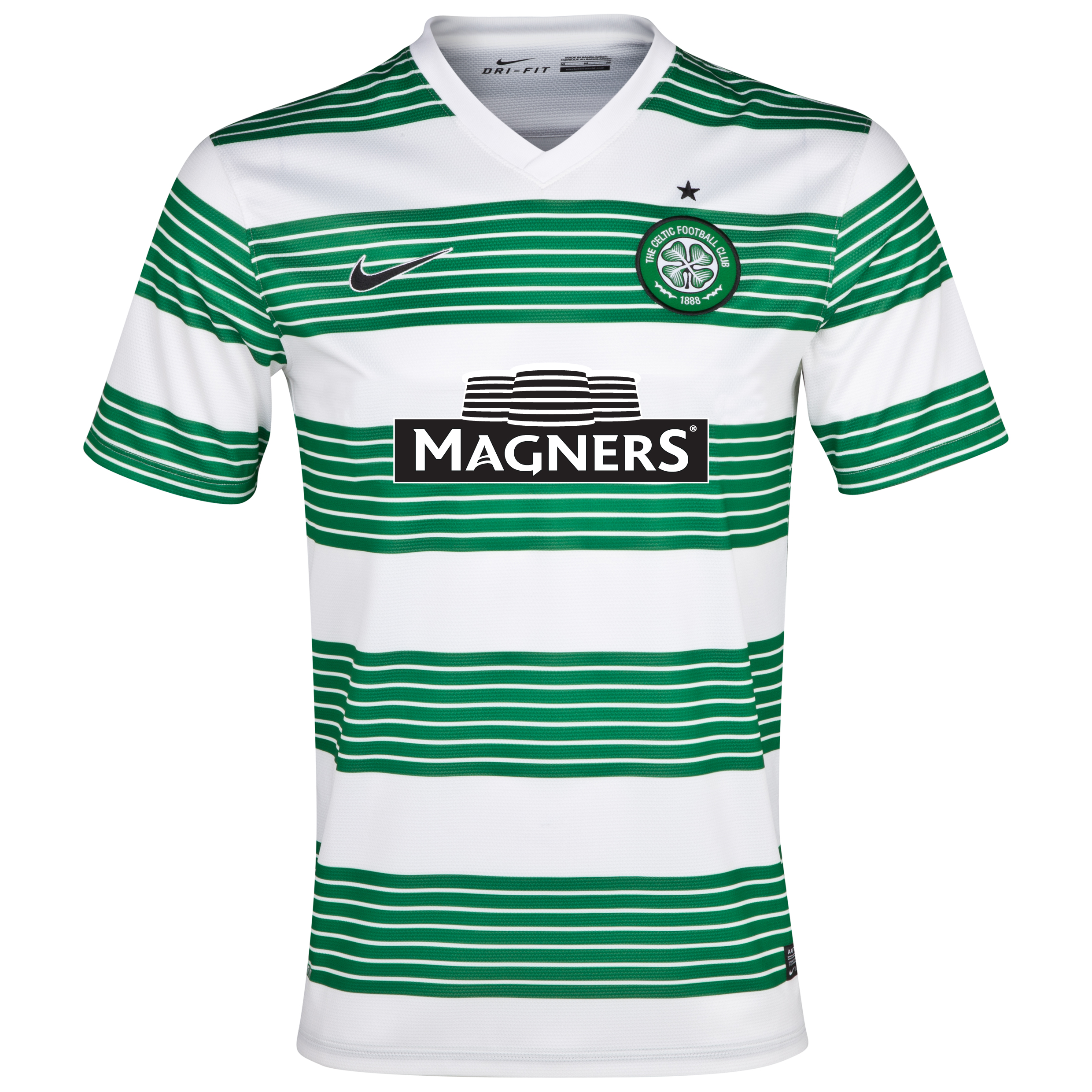 Celtic Home Shirt 2013/15 - With Sponsor