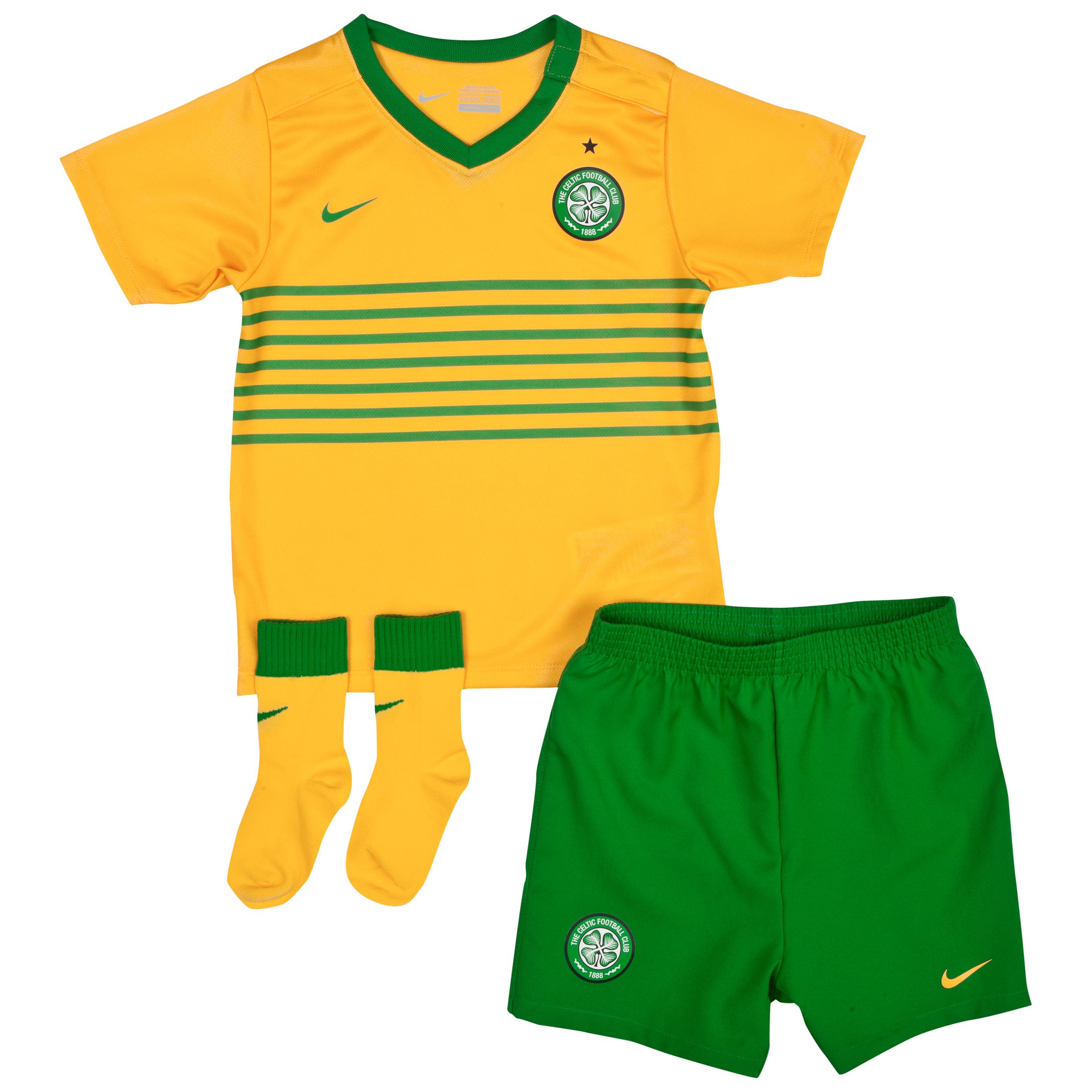 Celtic Away Kit 2013/14 - Infants
