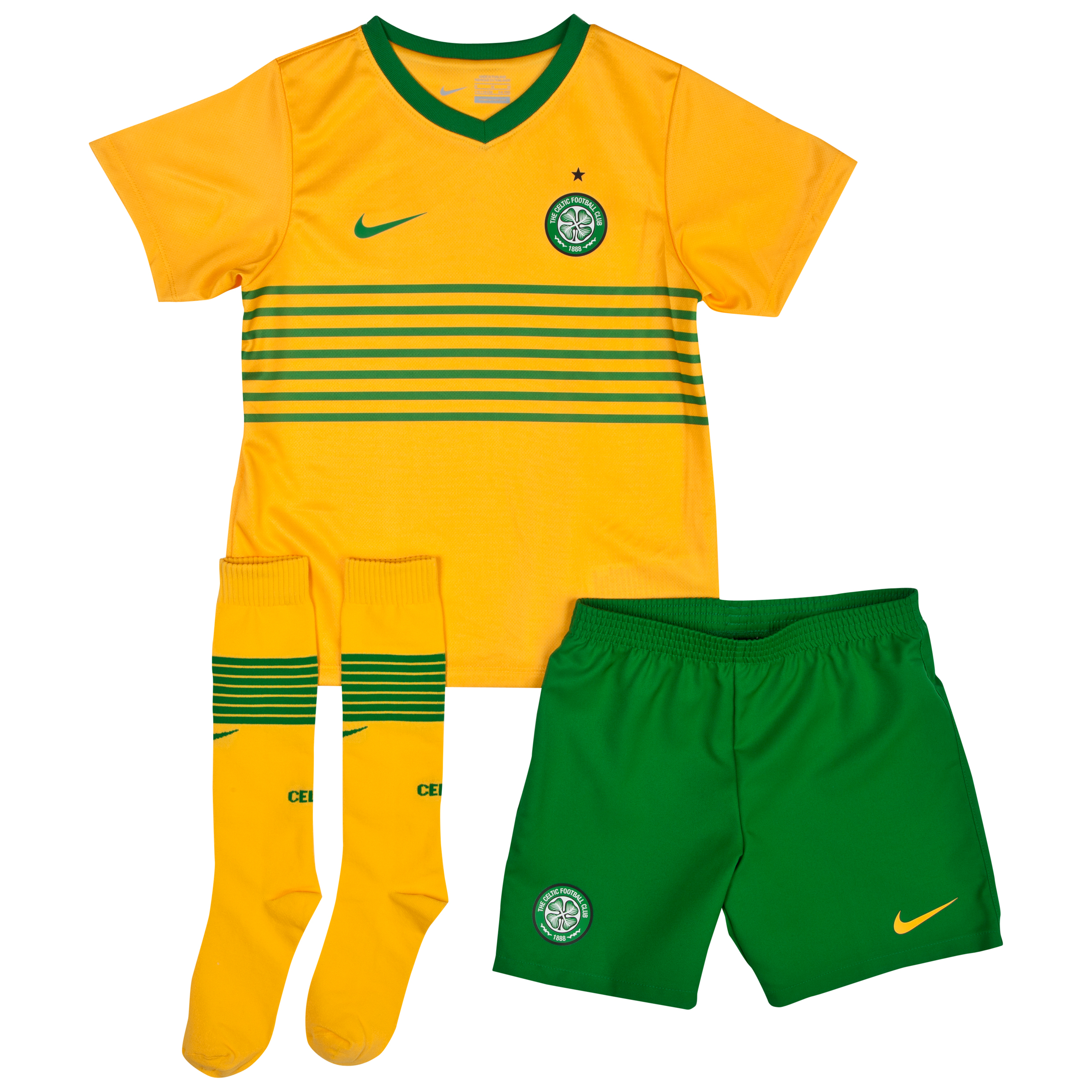 Celtic Away Kit 2013/14 - Little Boys