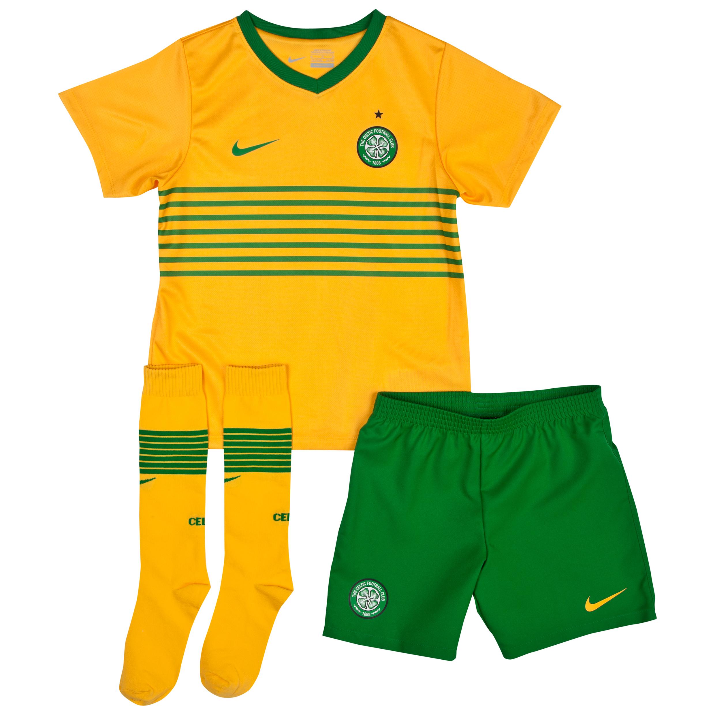 Celtic Away Kit 2013/14 - Little Boys