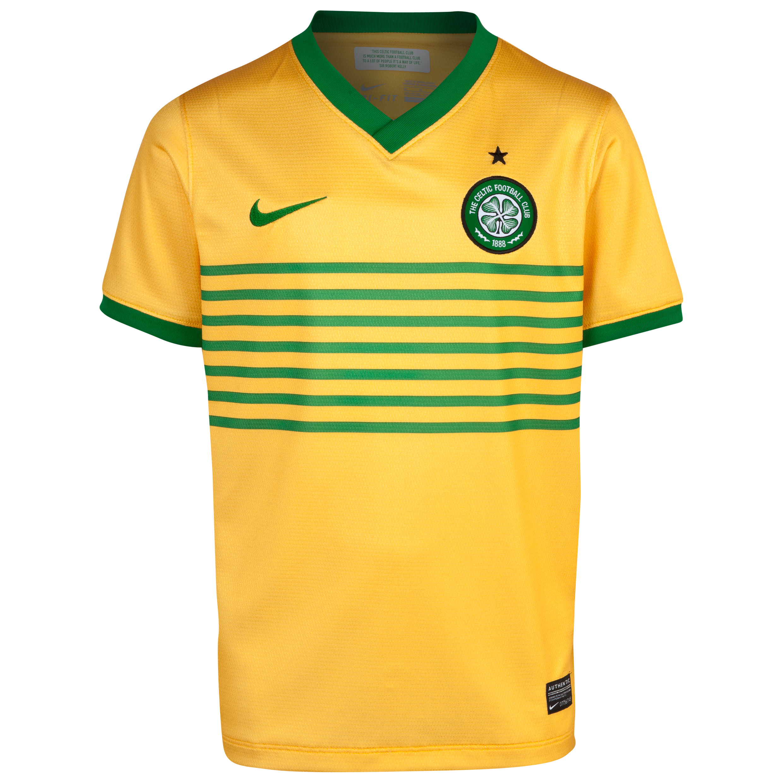 Celtic Away Shirt 2013/14 - Kids