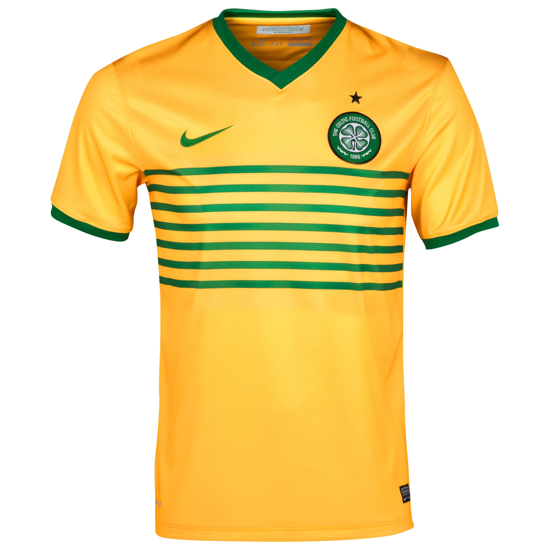 Celtic Away Shirt 2013/14- Unsponsored