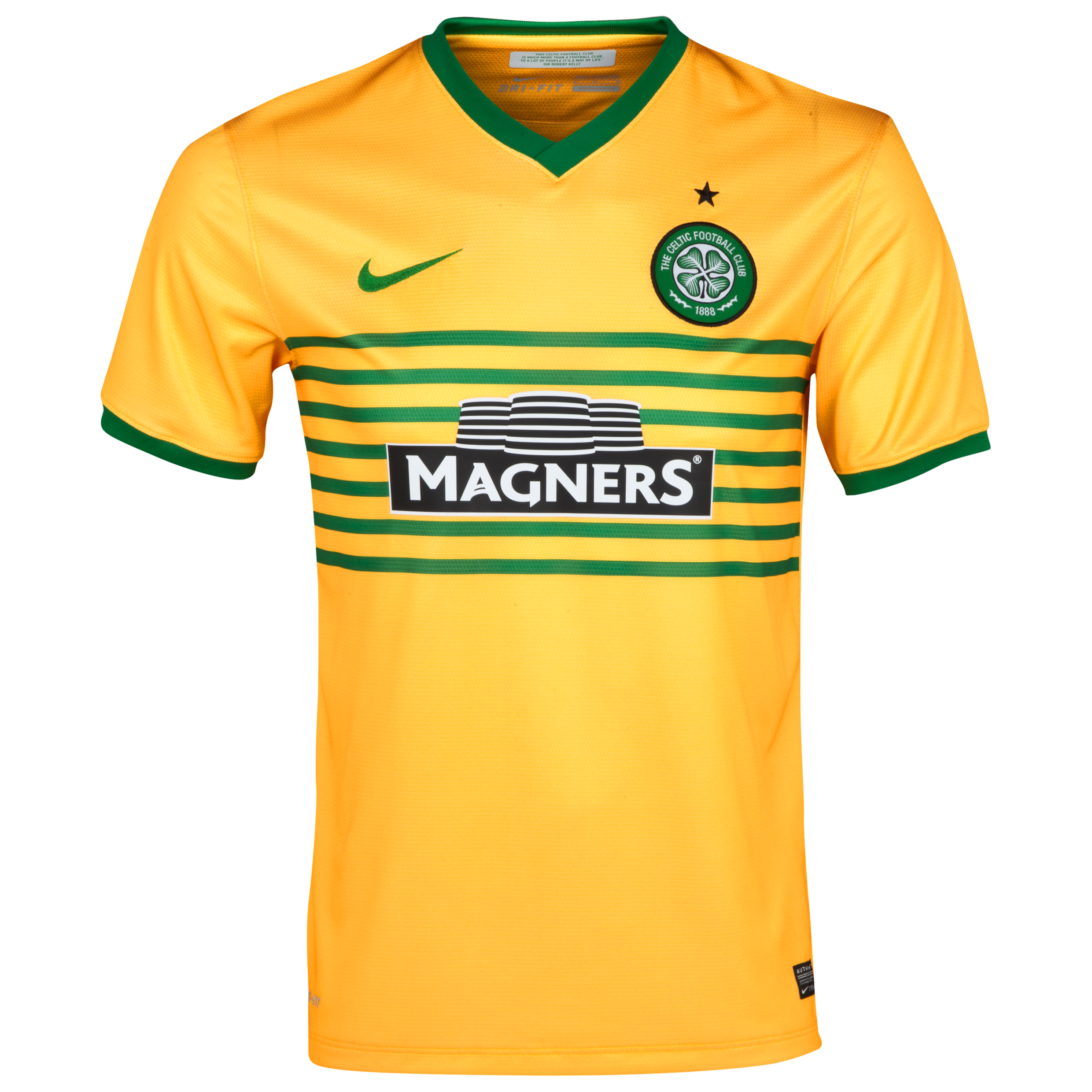 Celtic Away Shirt 2013/14 - With Sponsor