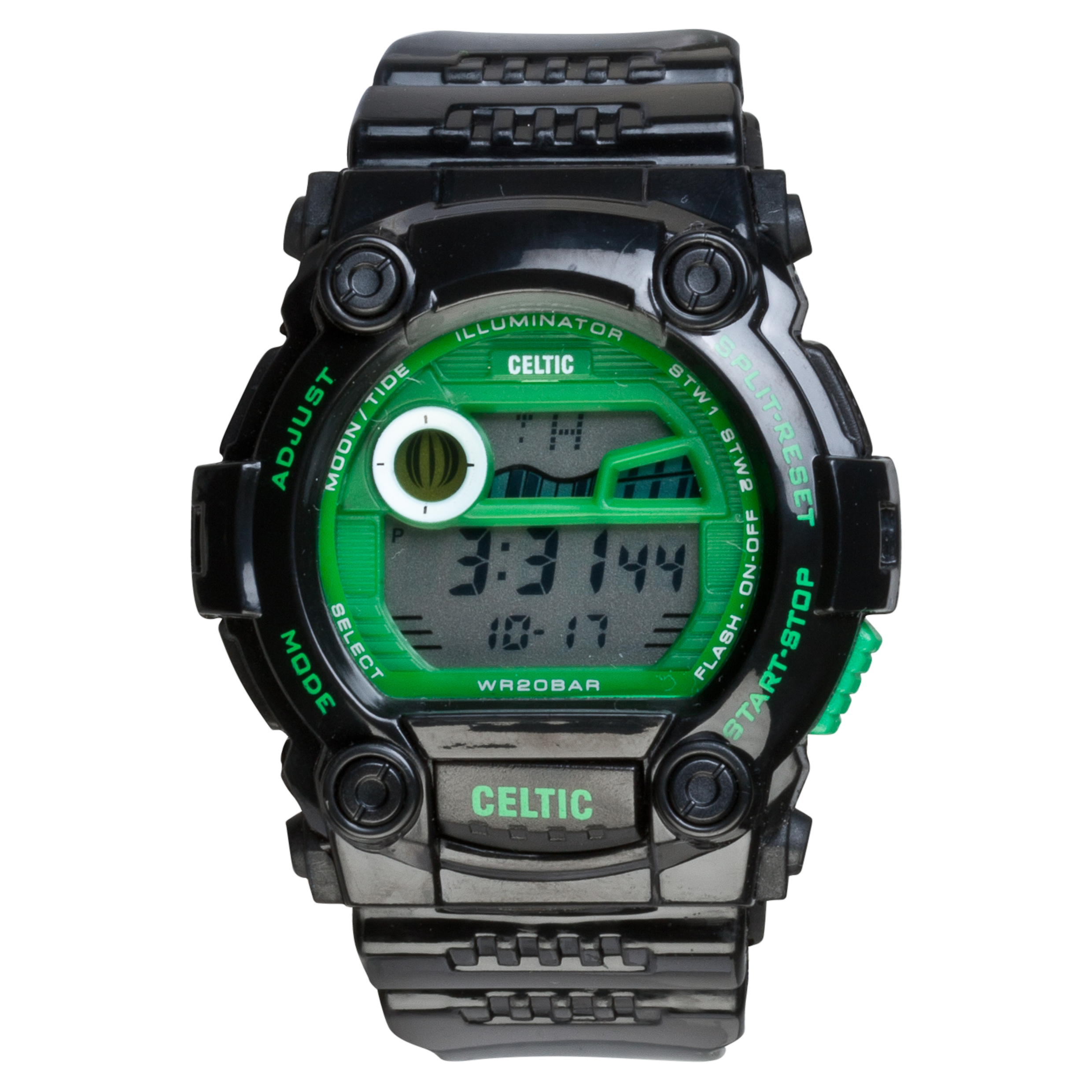 Celtic Digital Sports Watch
