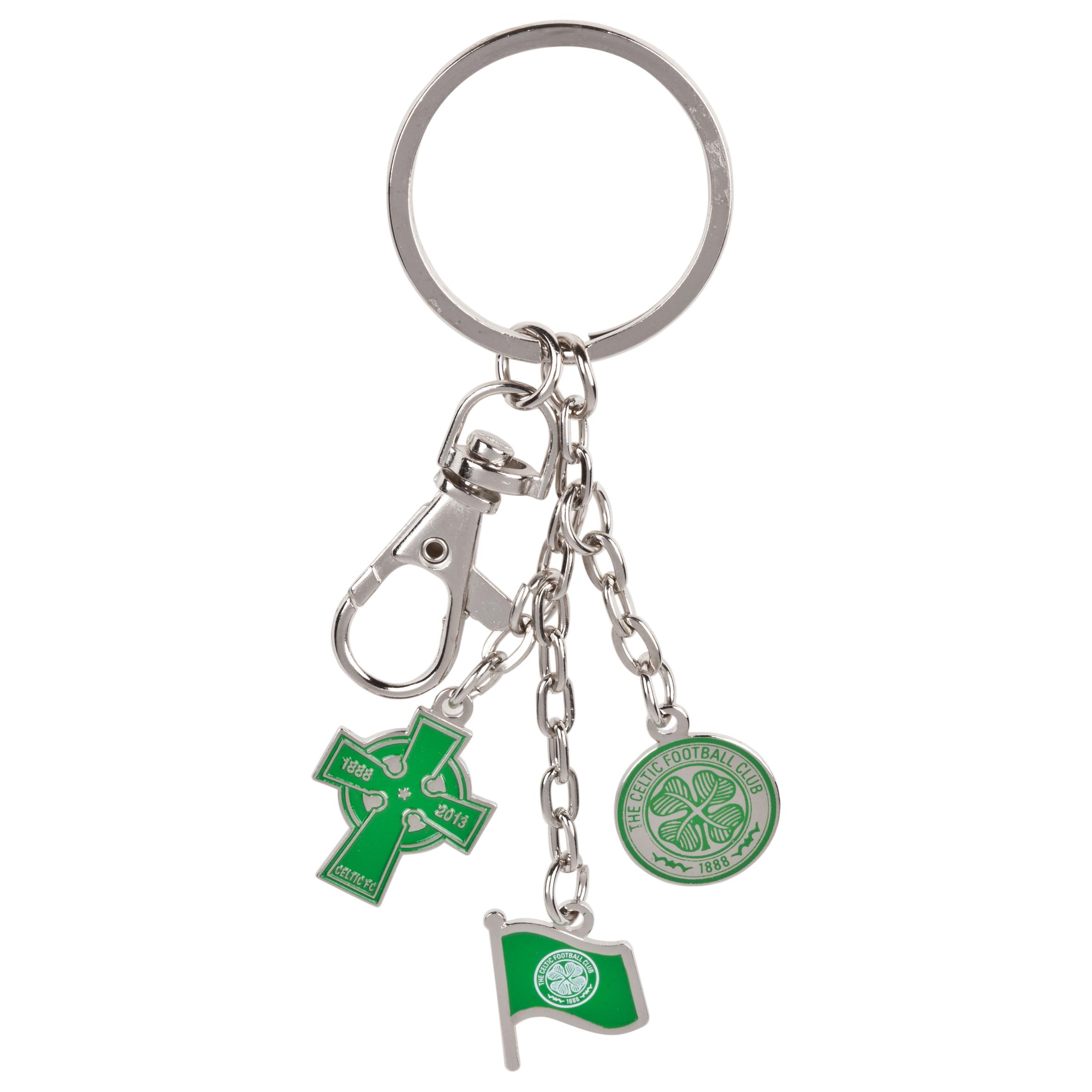 Celtic Charm Keyring