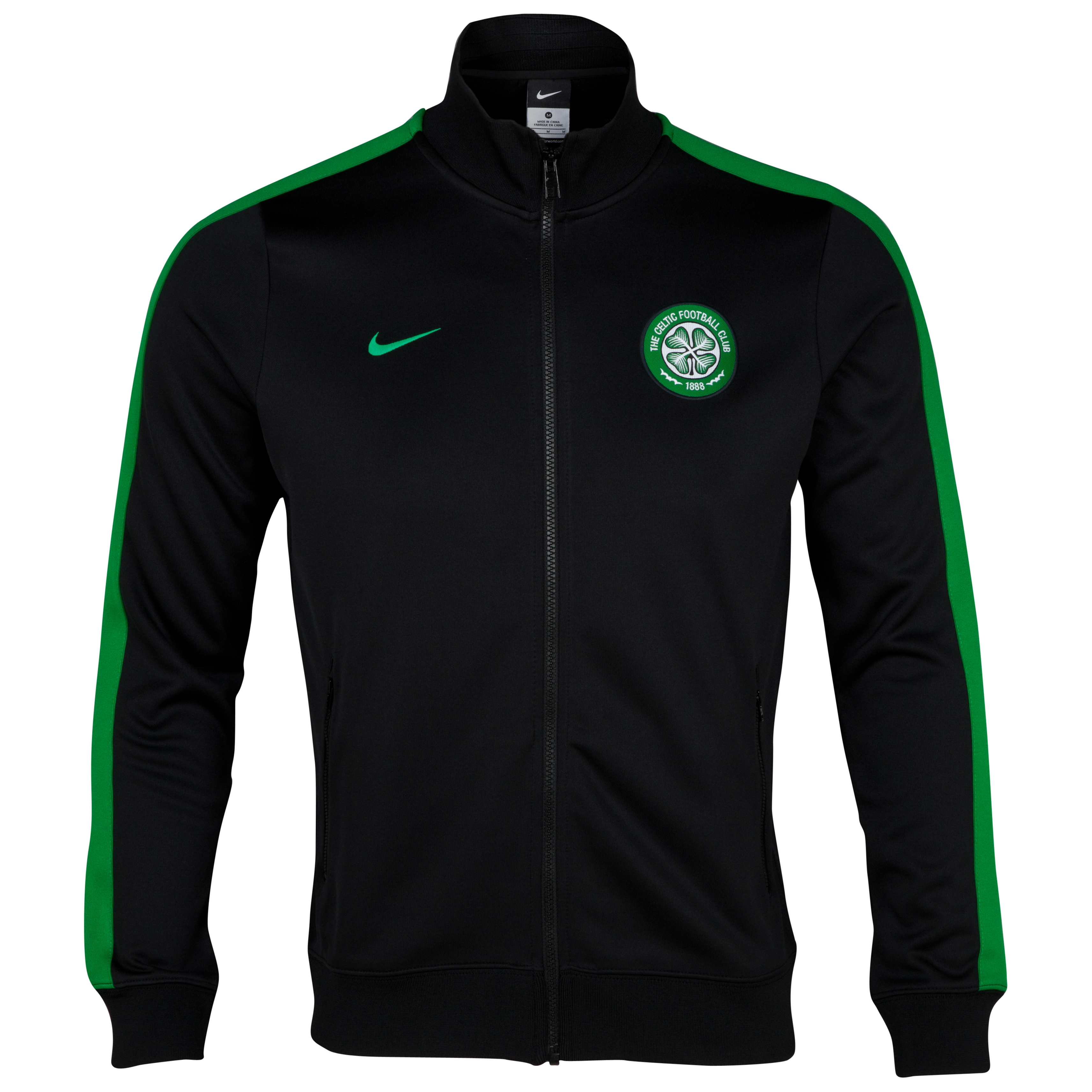 Celtic Authentic N98 Jacket - Mens Black