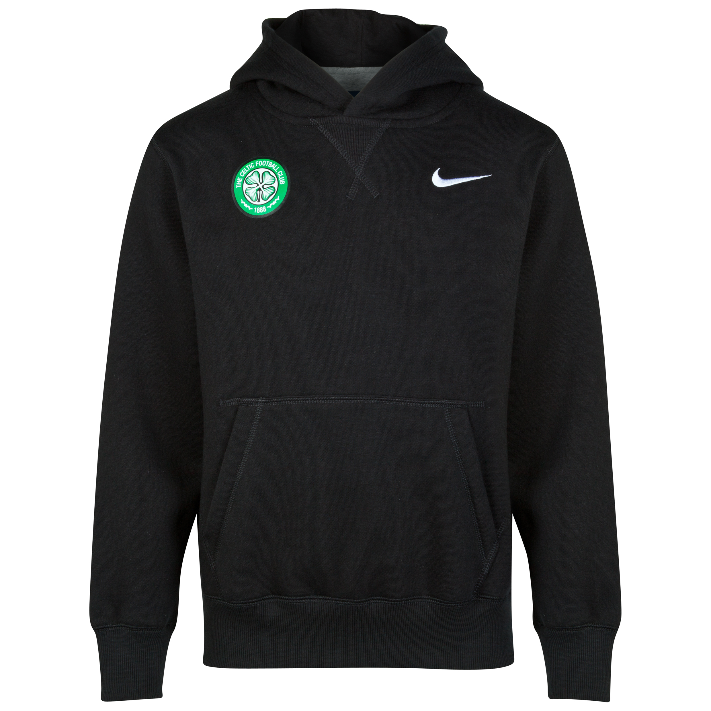Celtic YA76 OTH Hoody - Kids Black