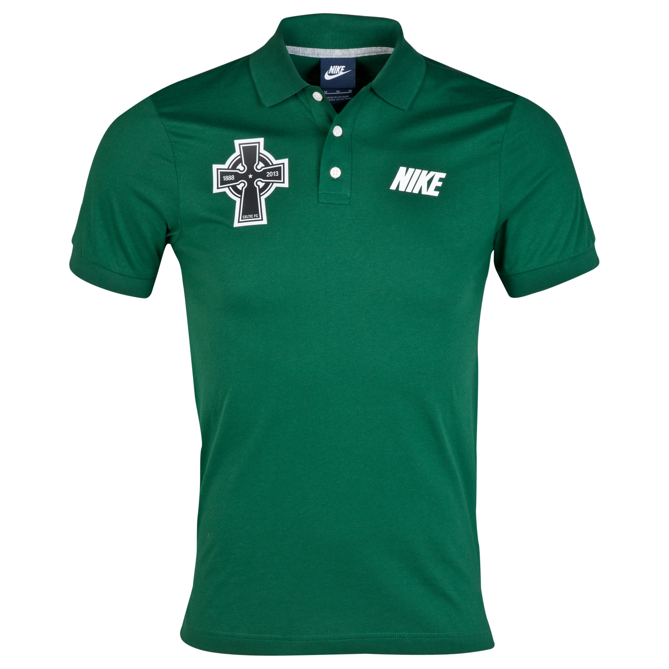 Celtic Match Up Polo Green