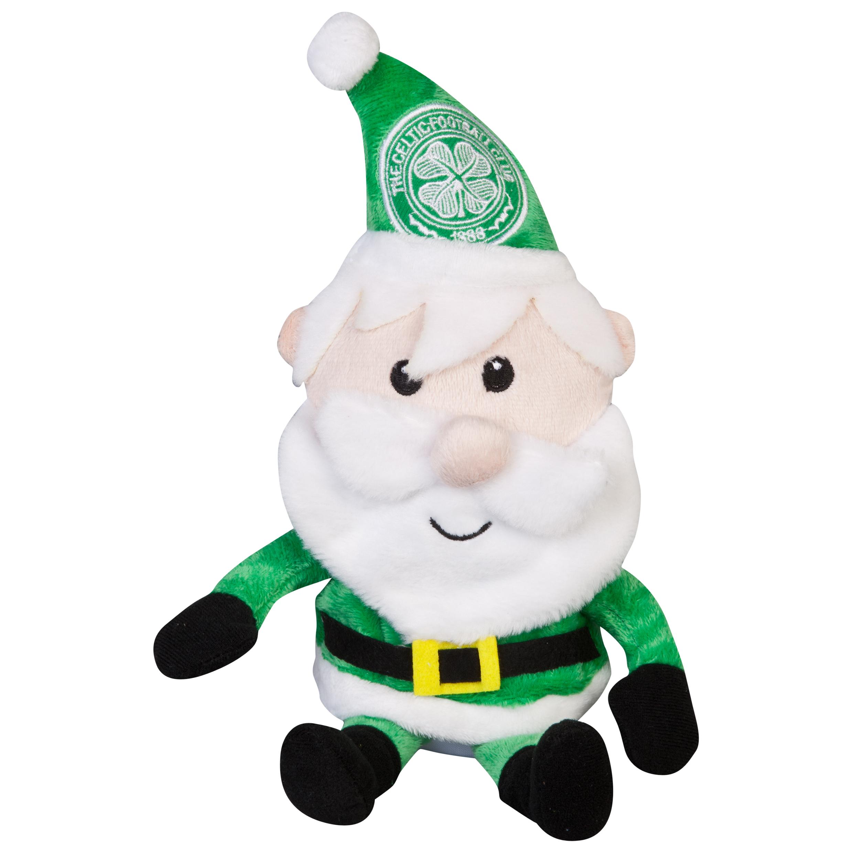 Celtic Christmas Santa - 6.5 Inch