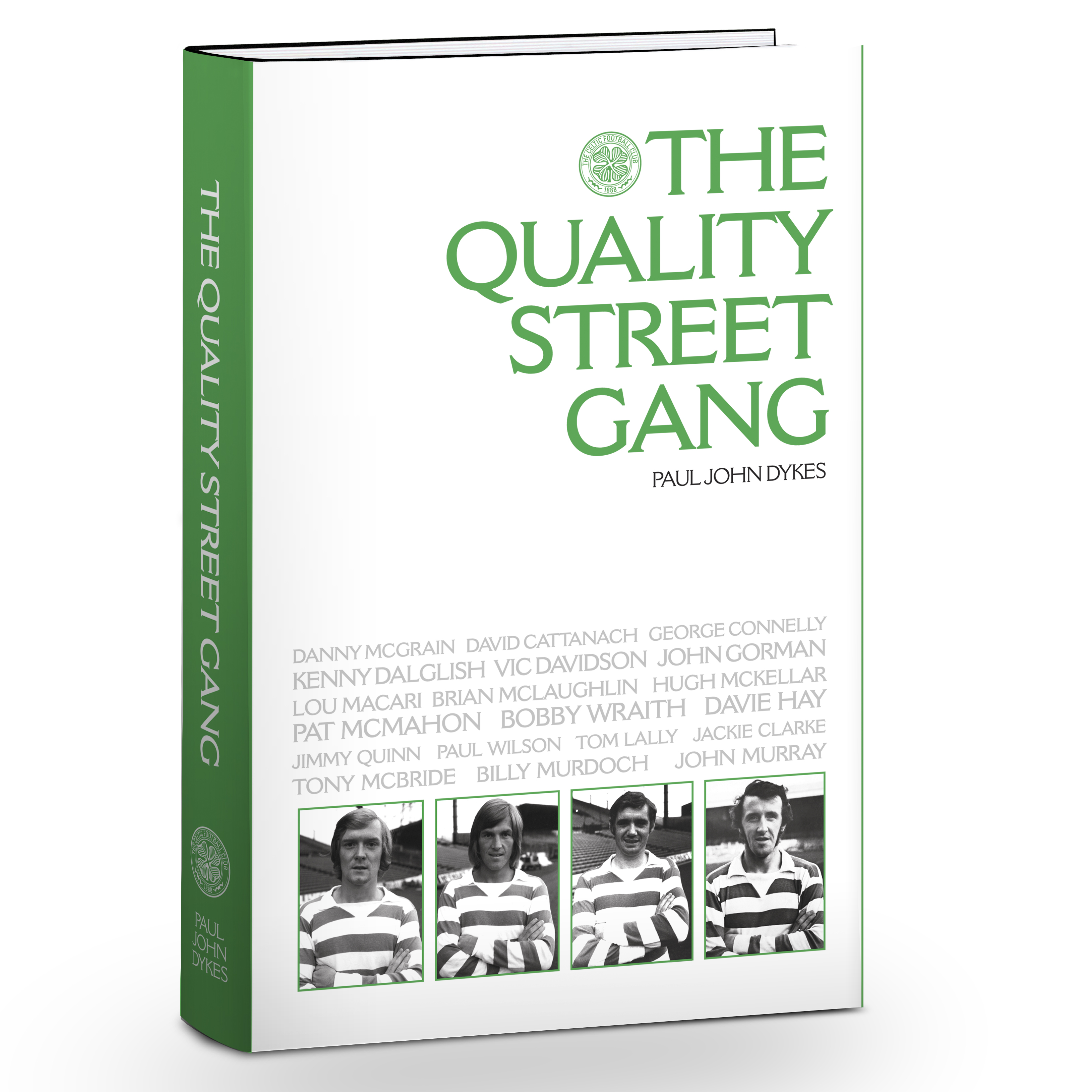 Celtic Quality Street Gang Book