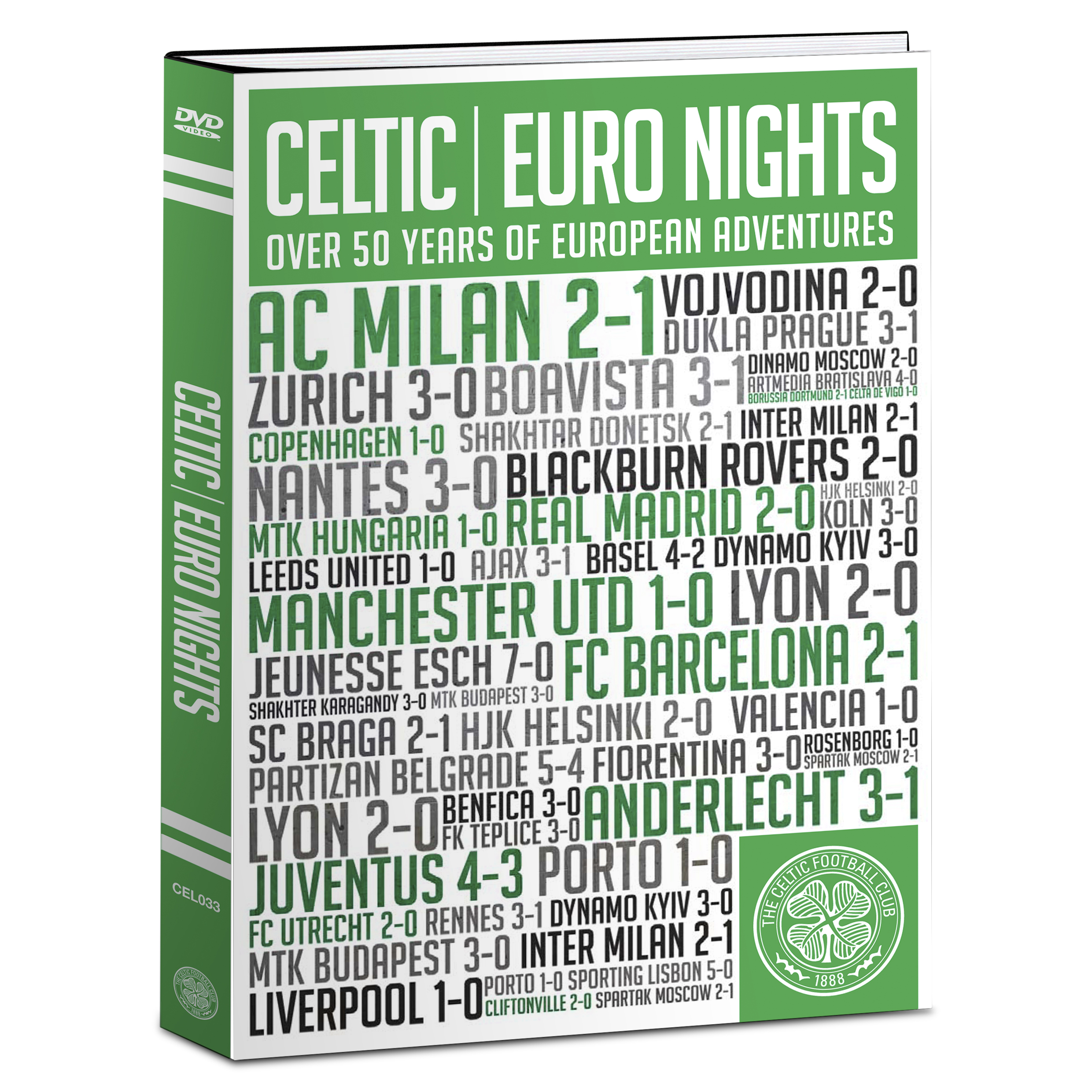 Celtic Euro Nights DVD