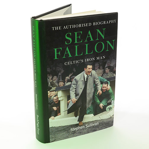 Celtics Iron Man - Sean Fallon Biography