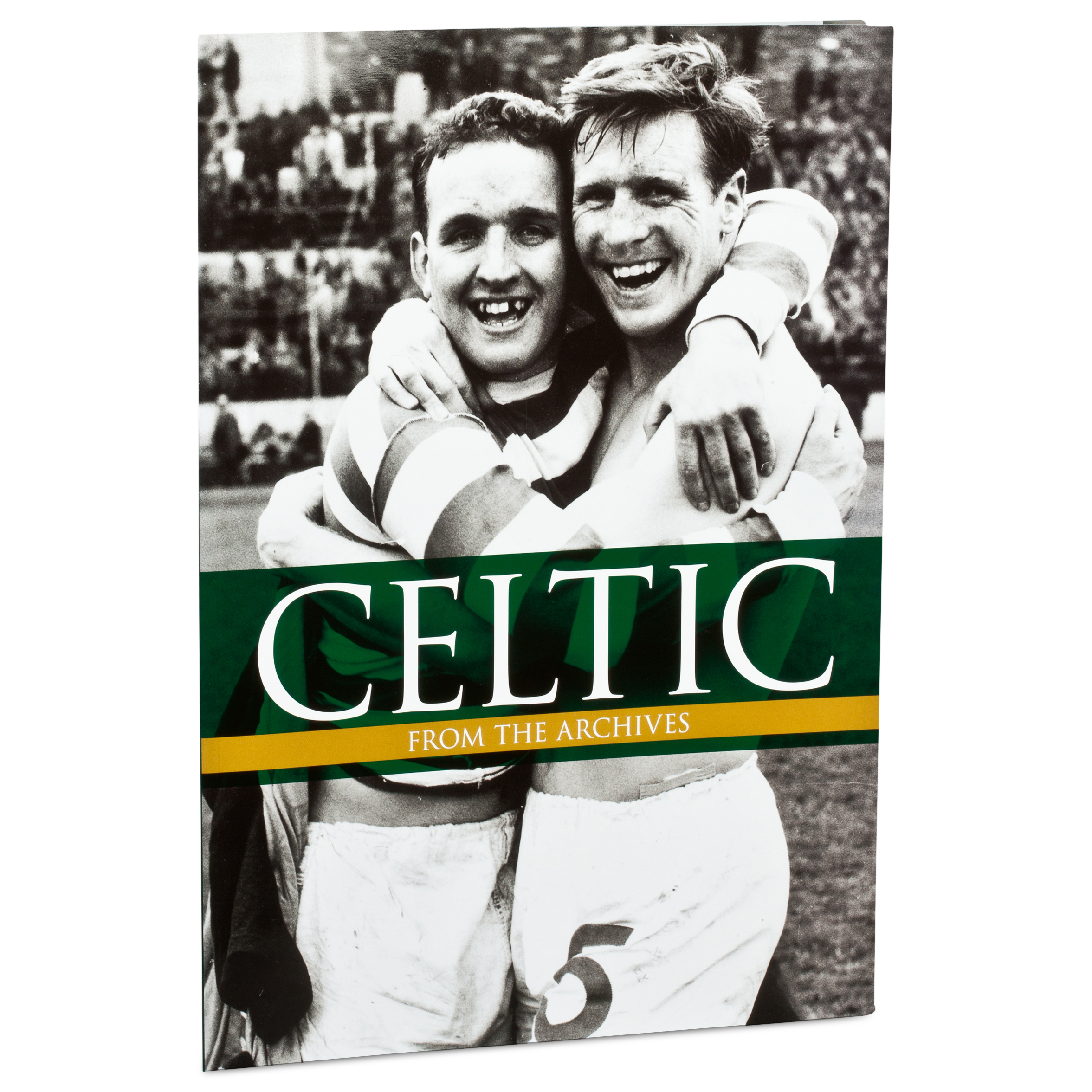 Celtic Through The Archives Book