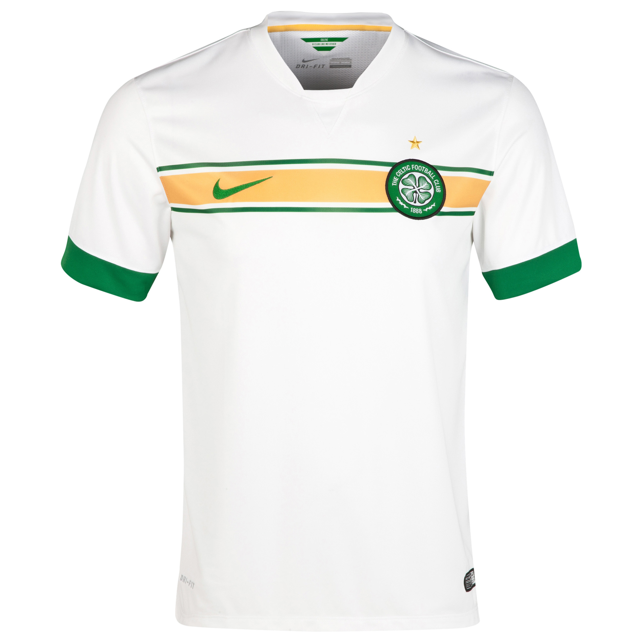 Celtic 3rd Shirt 2014/15 - Kids White