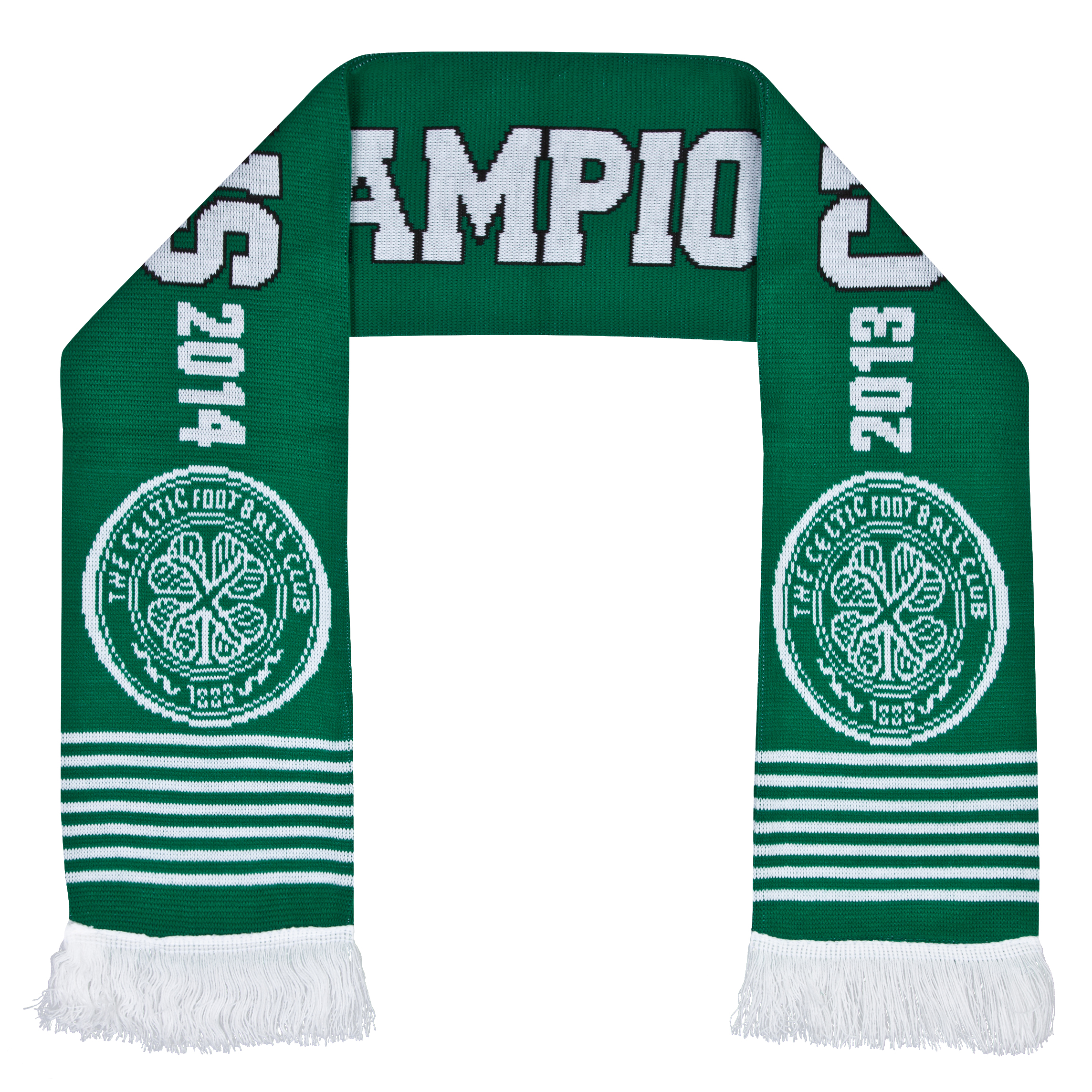 Celtic 2013/14 Champions Scarf - Adult