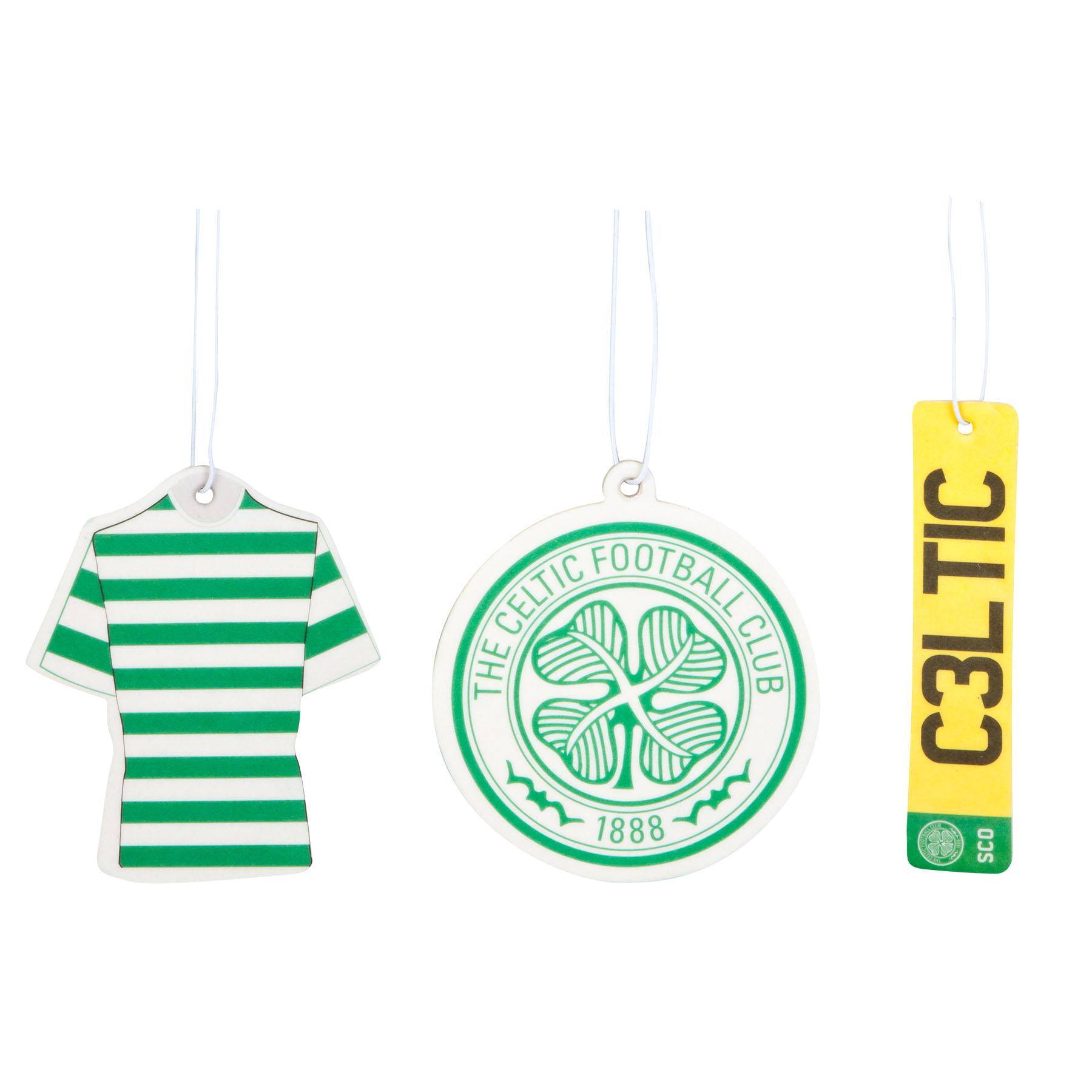 Celtic Air Freshener - 3 Pack