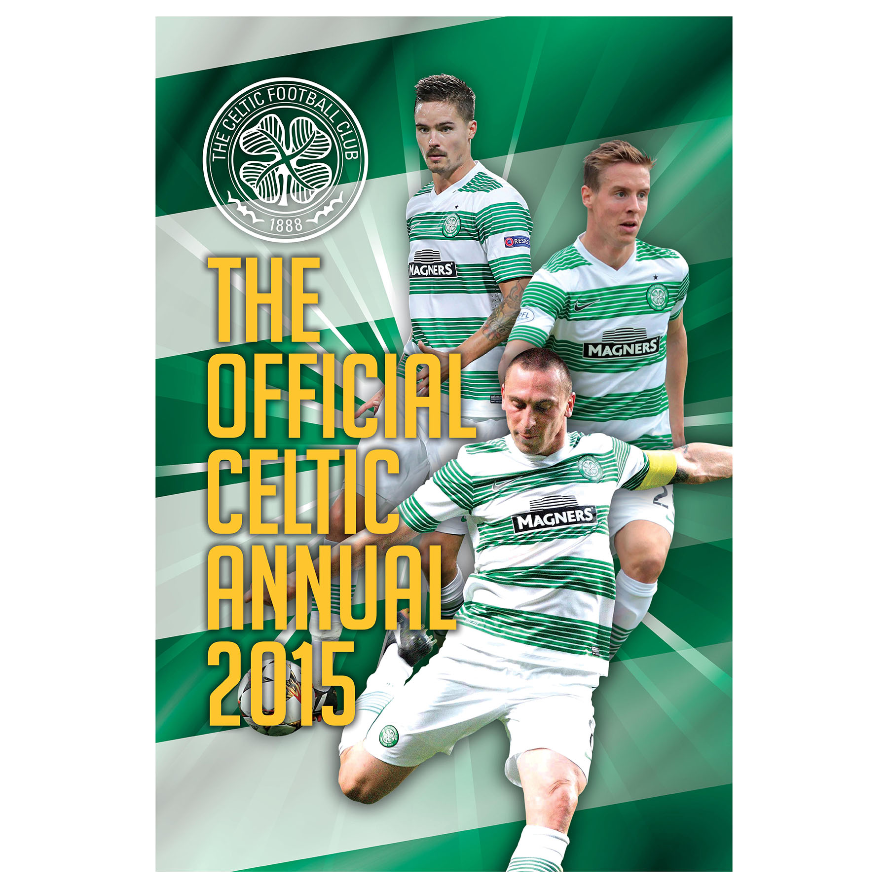 Celtic Official 2015 Annual