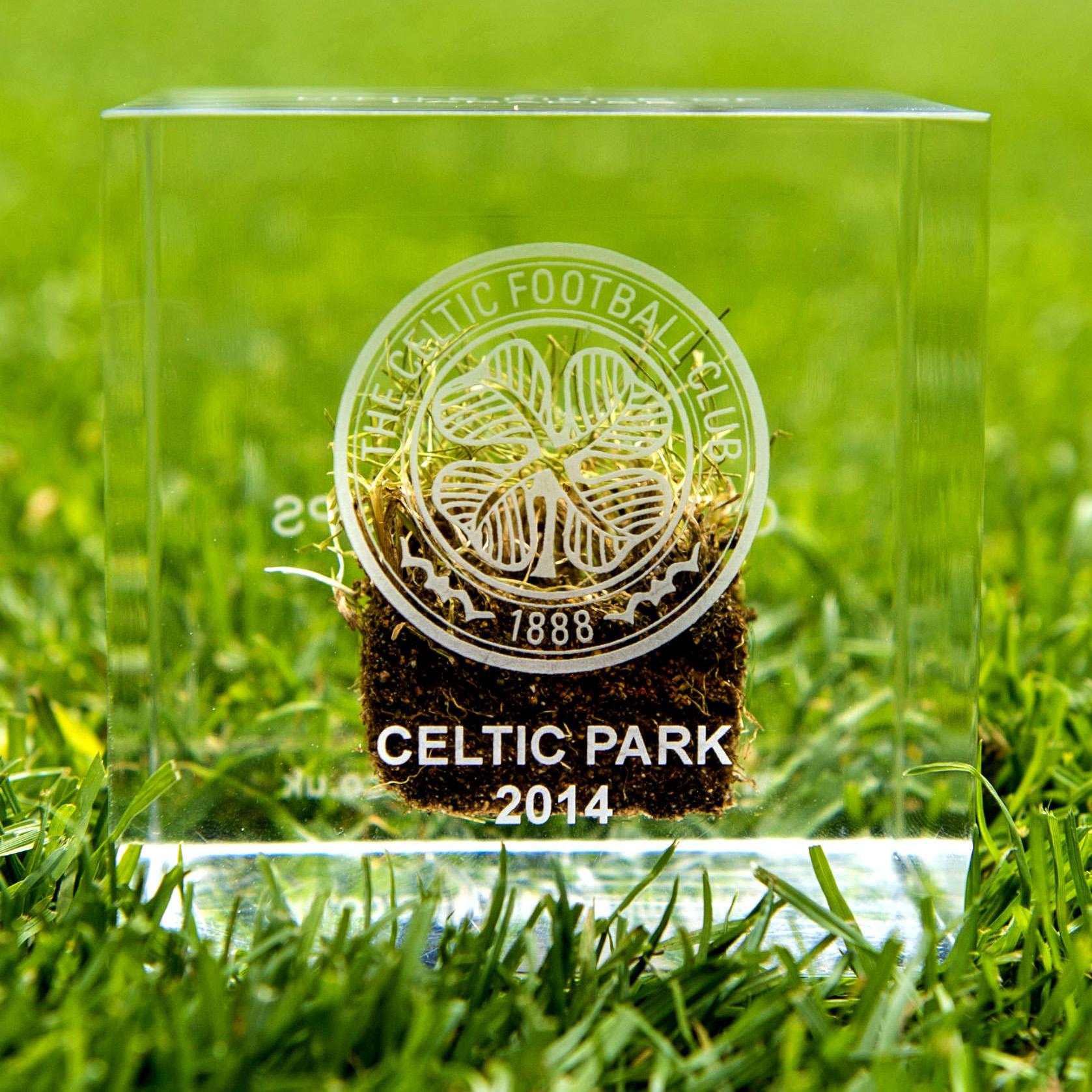 Celtic Turf Block