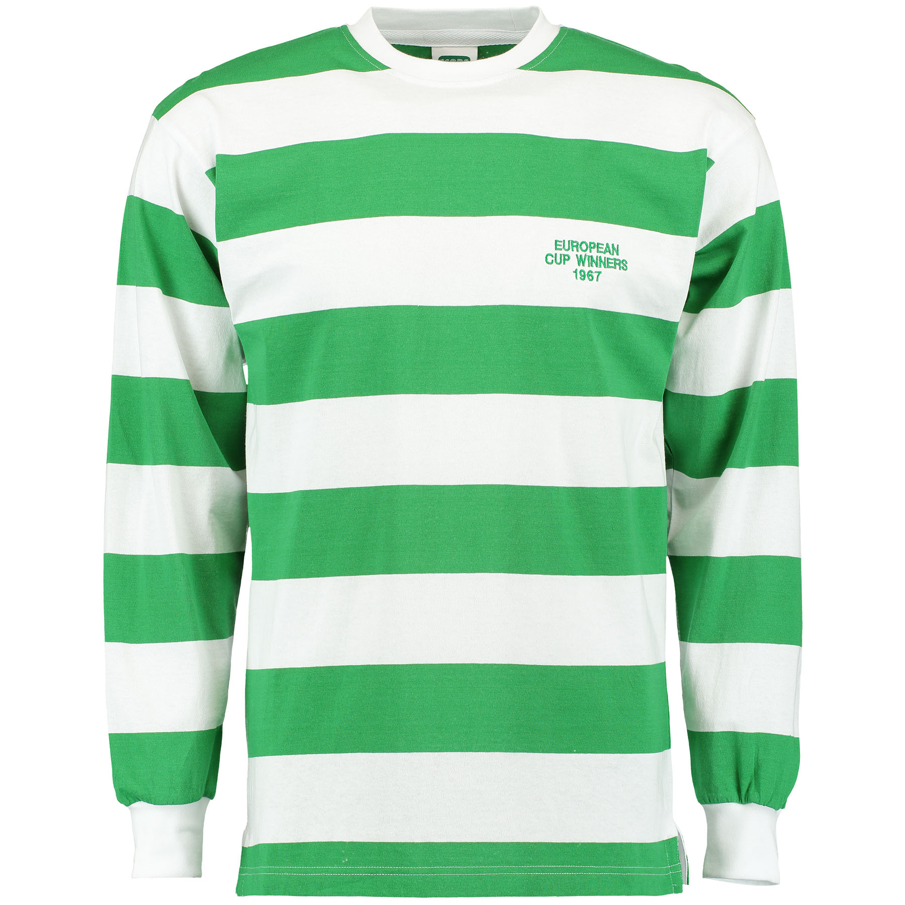 Celtic 1967 European Cup Winners LS shirt