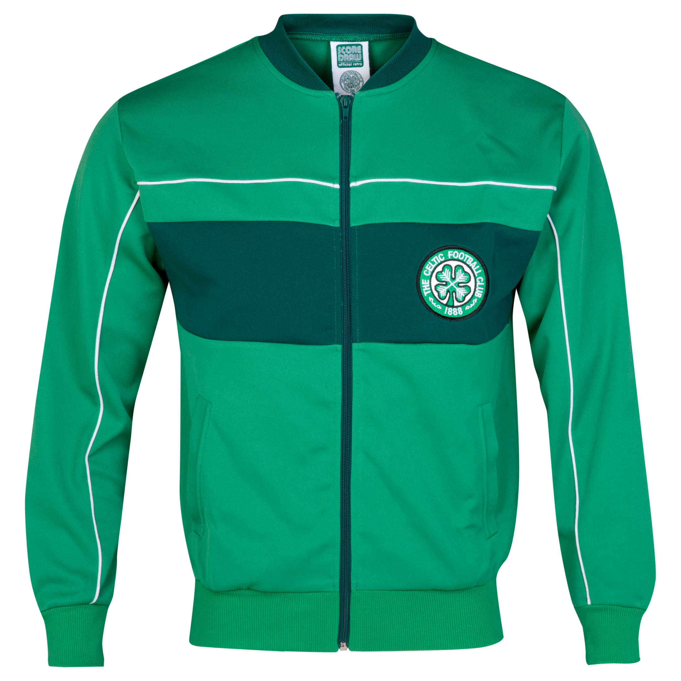 Celtic 1984 Track Jacket