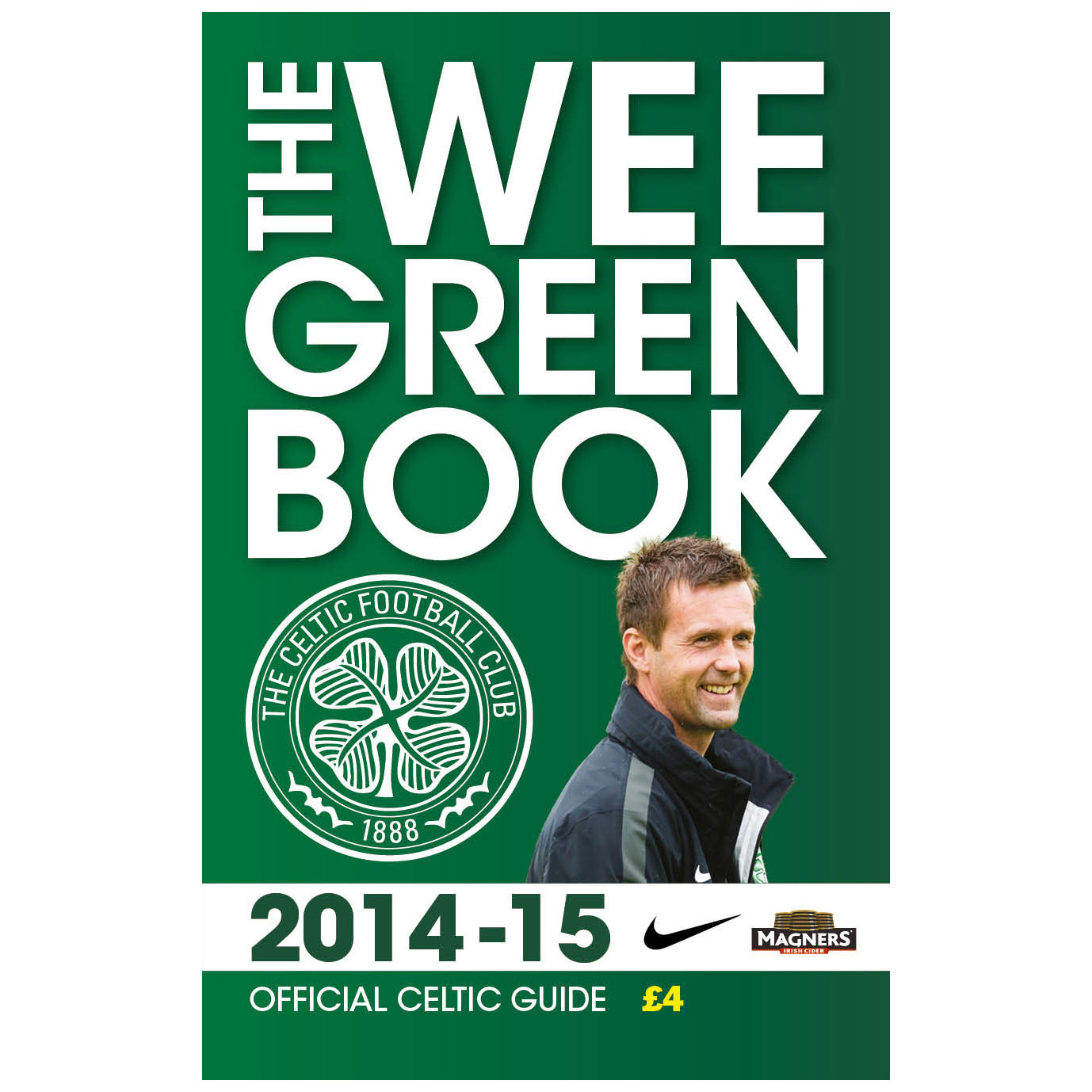 Celtic The Wee Green Book
